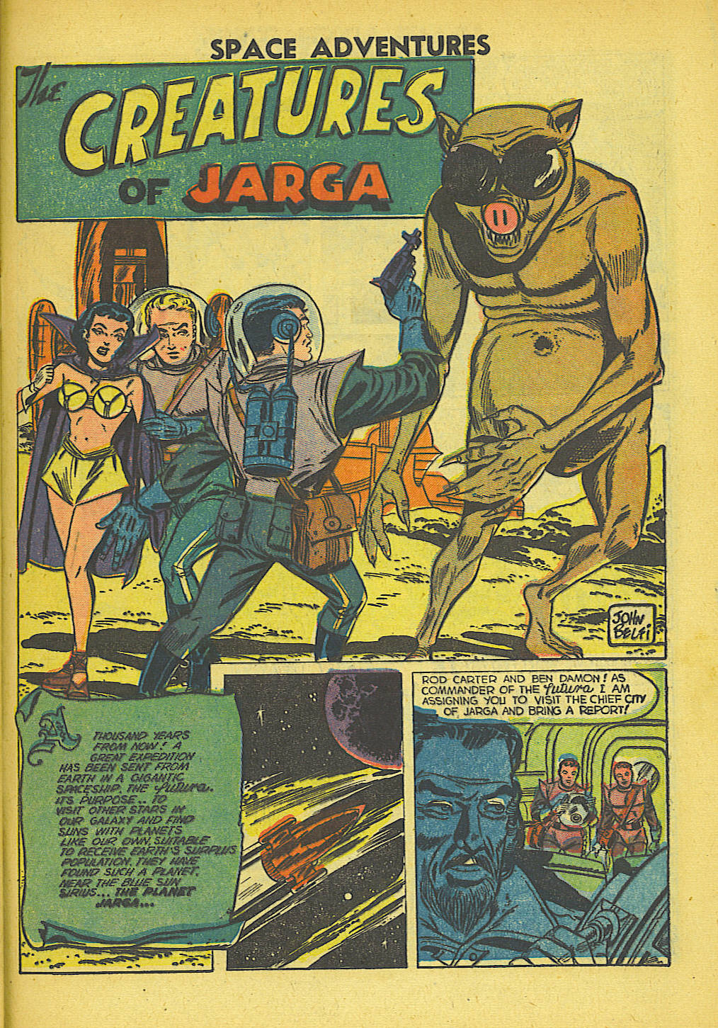 Space Adventures (1952) issue 5 - Page 26