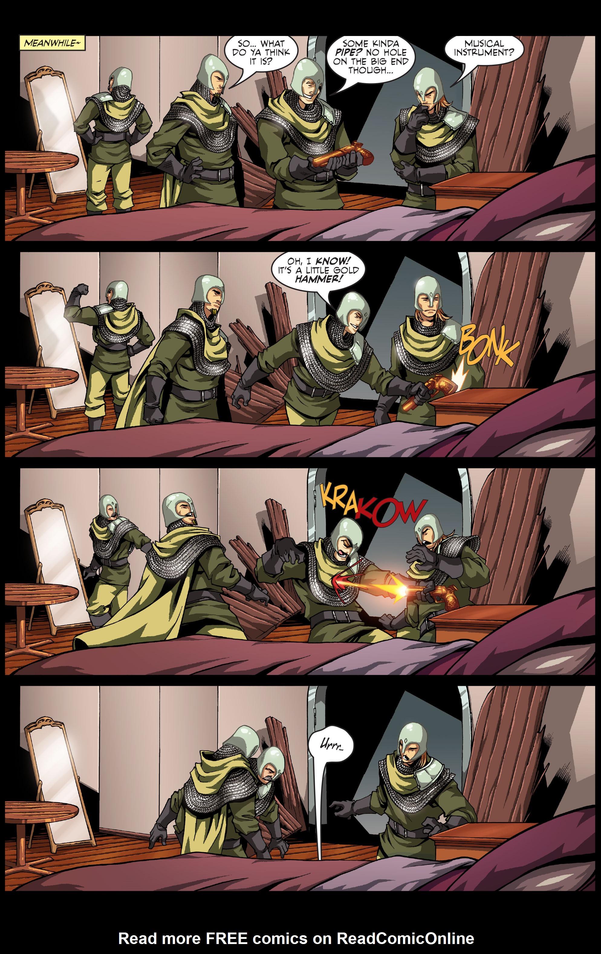 Read online Skullkickers comic -  Issue #8 - 8