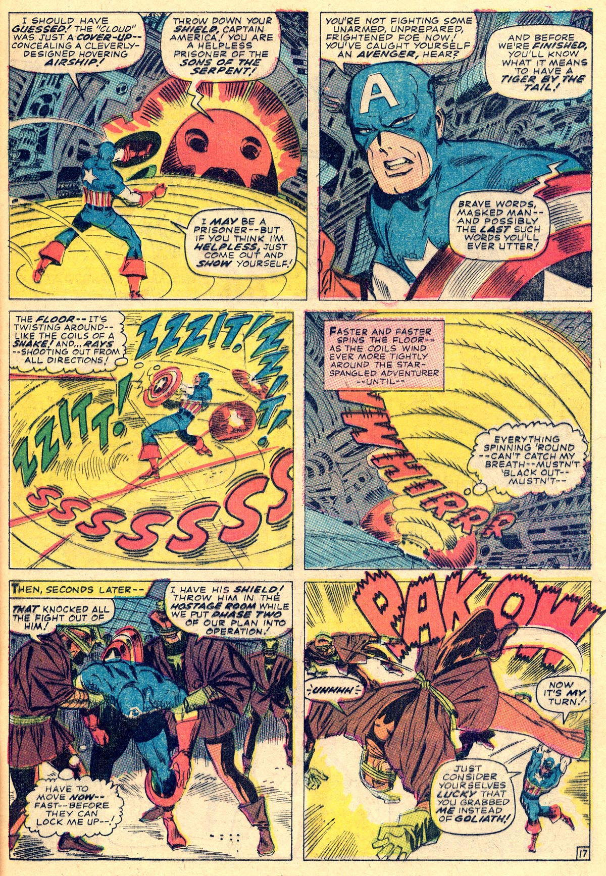 The Avengers (1963) 32 Page 17