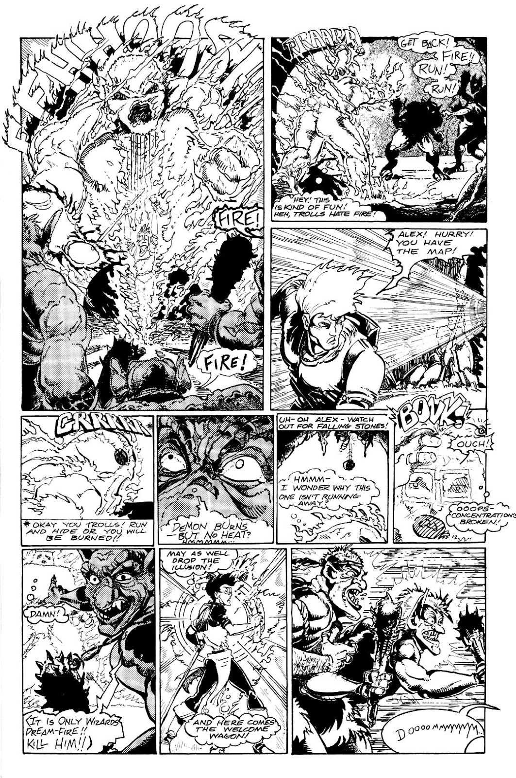 The Realm (1986) issue 17 - Page 27