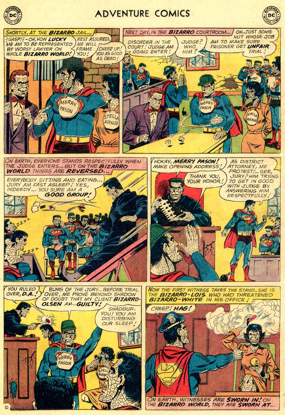 Read online Adventure Comics (1938) comic -  Issue #296 - 25