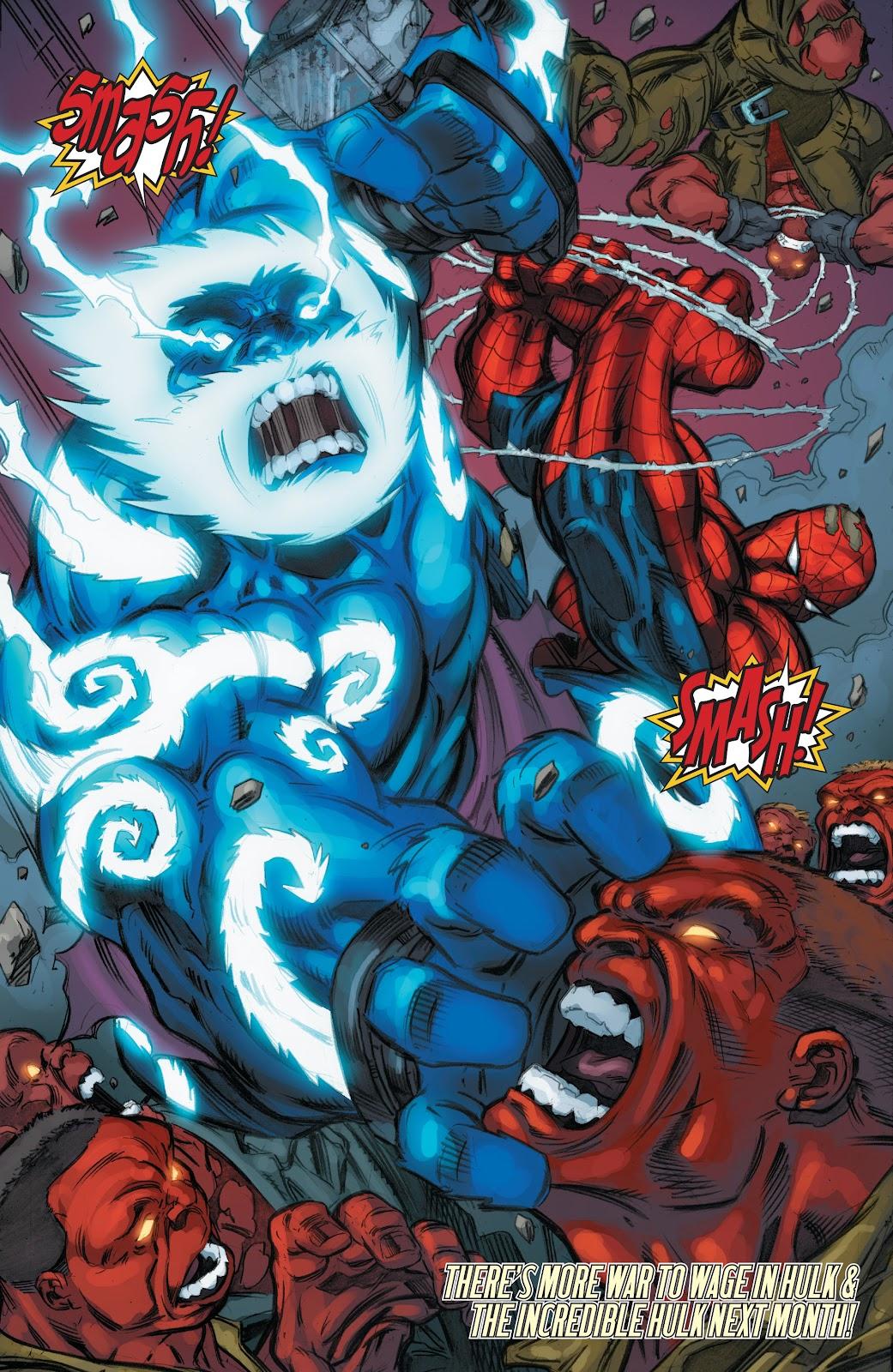 World War Hulks: Spider-Man vs. Thor Issue #2 #2 - English 24