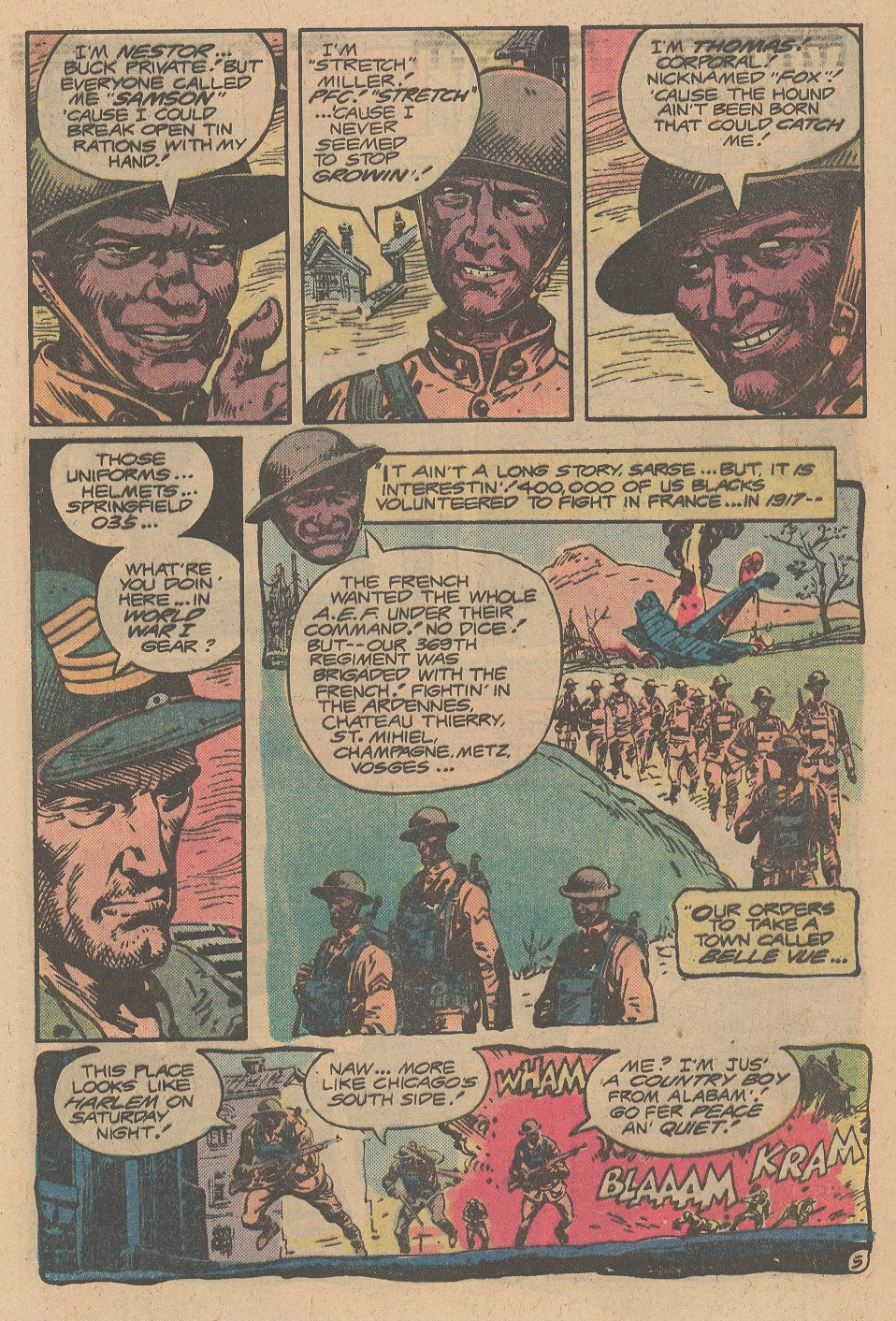 Read online Sgt. Rock comic -  Issue #355 - 6