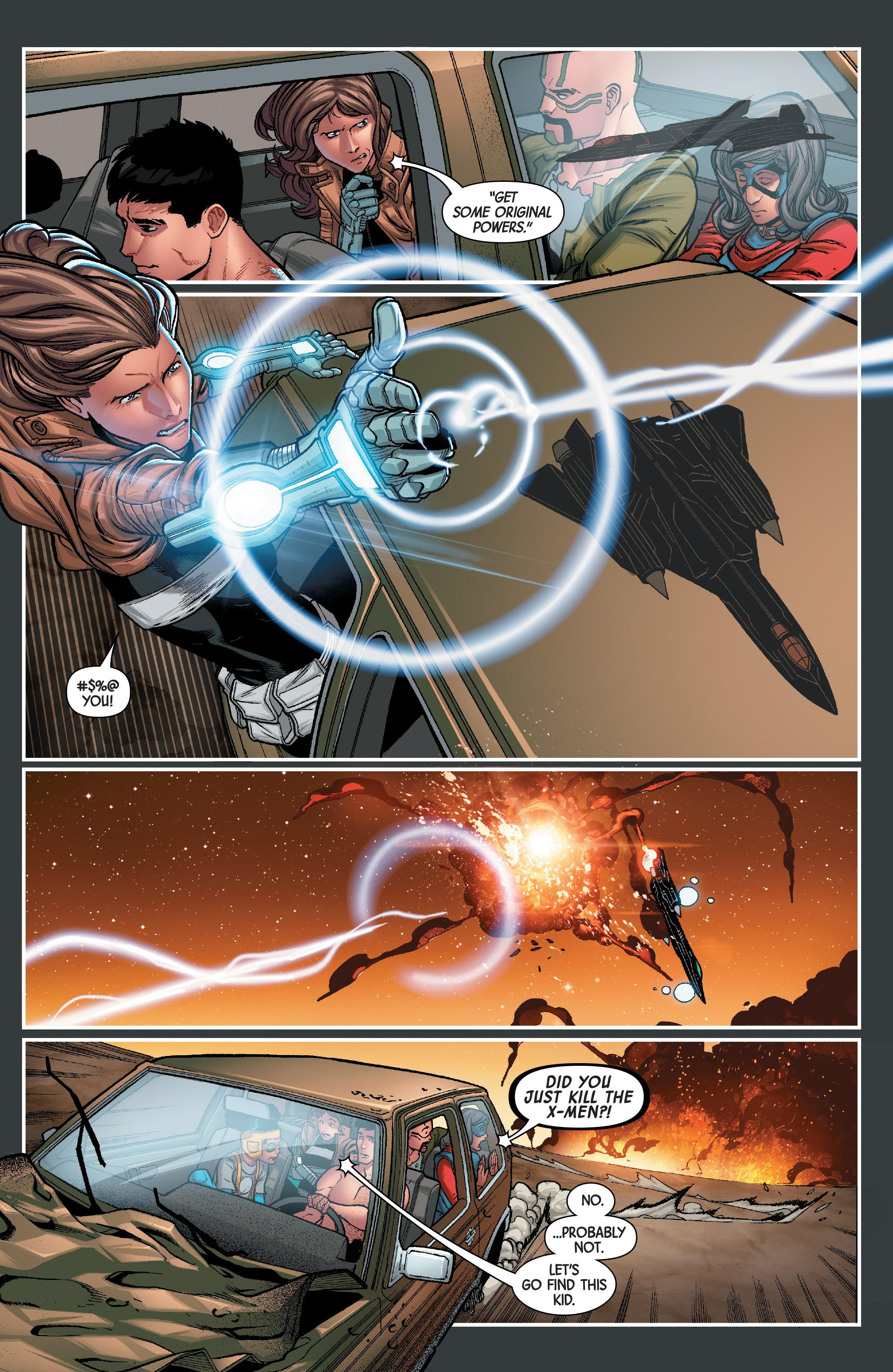 Read online Secret Warriors (2017) comic -  Issue #3 - 11