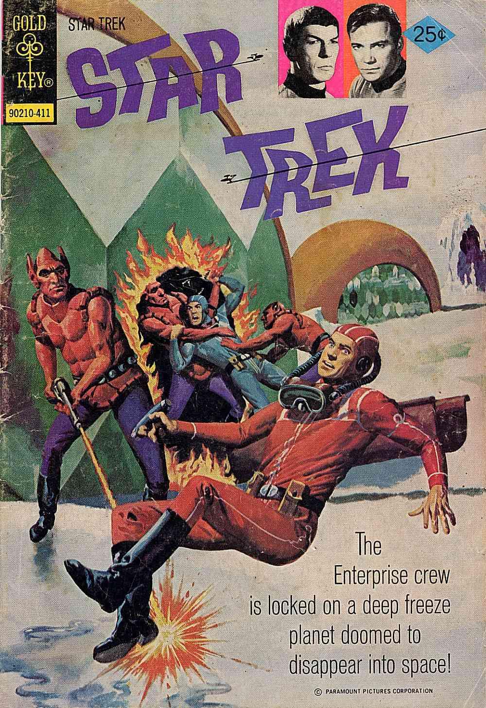 Star Trek (1967) issue 27 - Page 1
