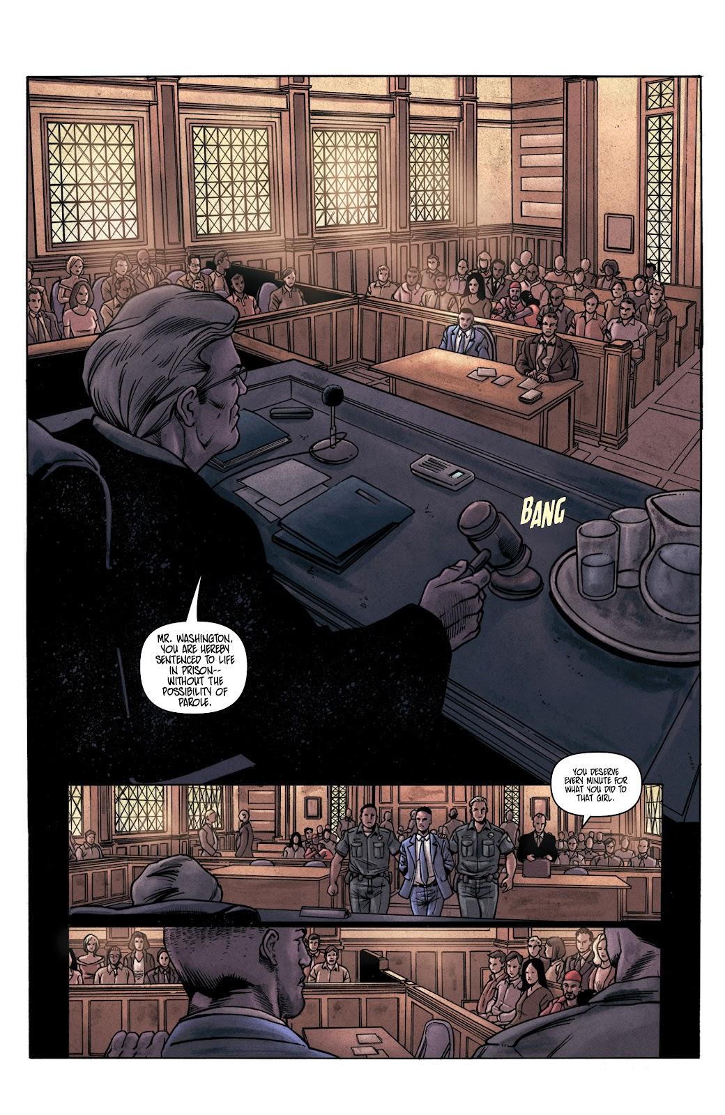 Read online Vindication comic -  Issue #1 - 3