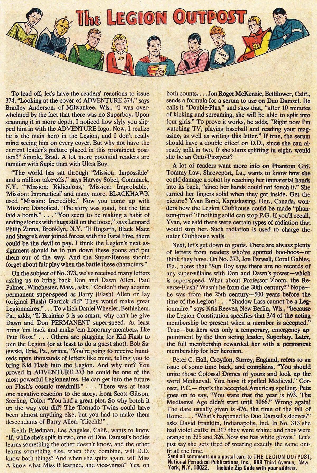Read online Adventure Comics (1938) comic -  Issue #377 - 21