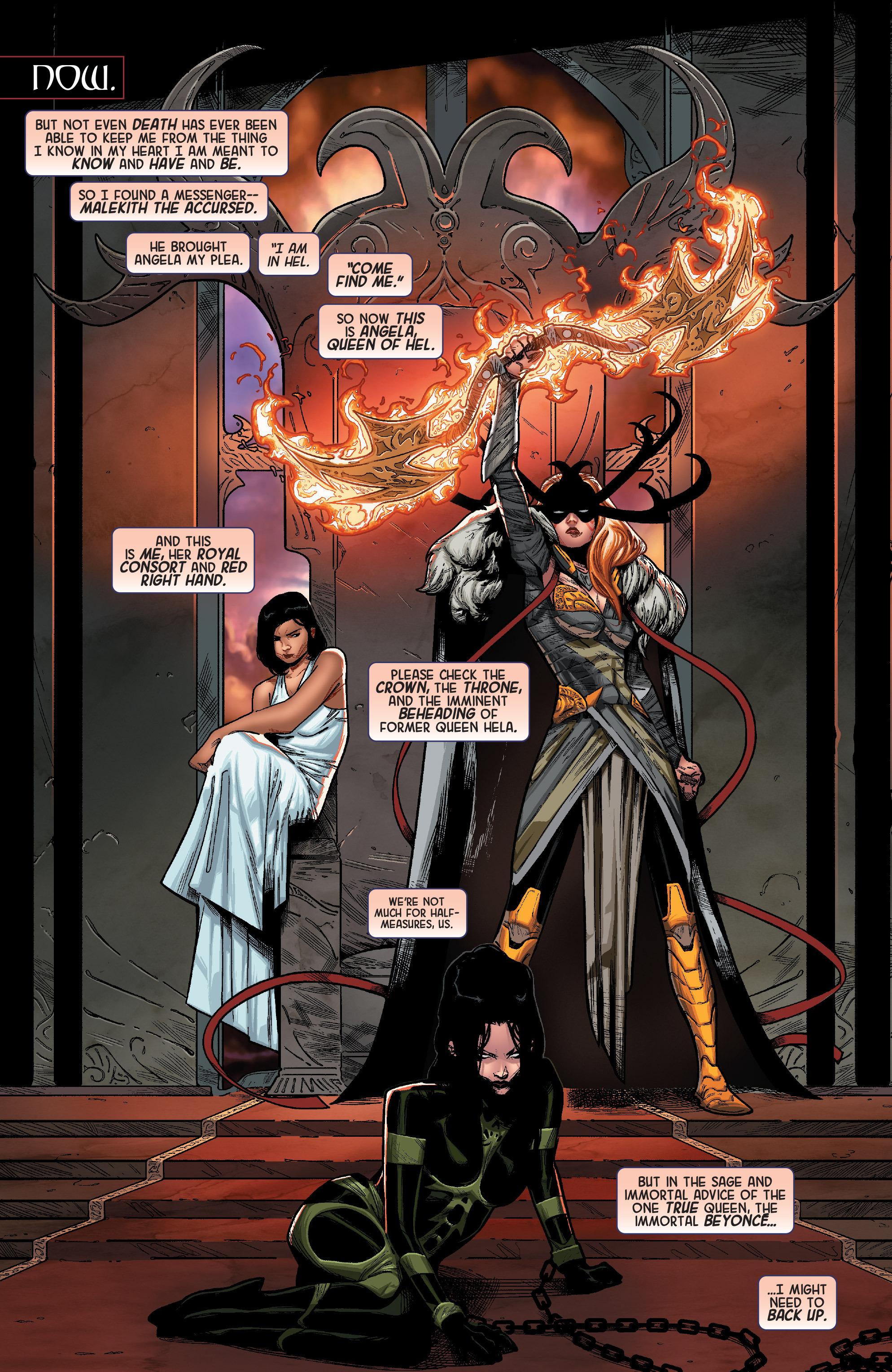 Read online Angela: Queen Of Hel comic -  Issue #1 - 3