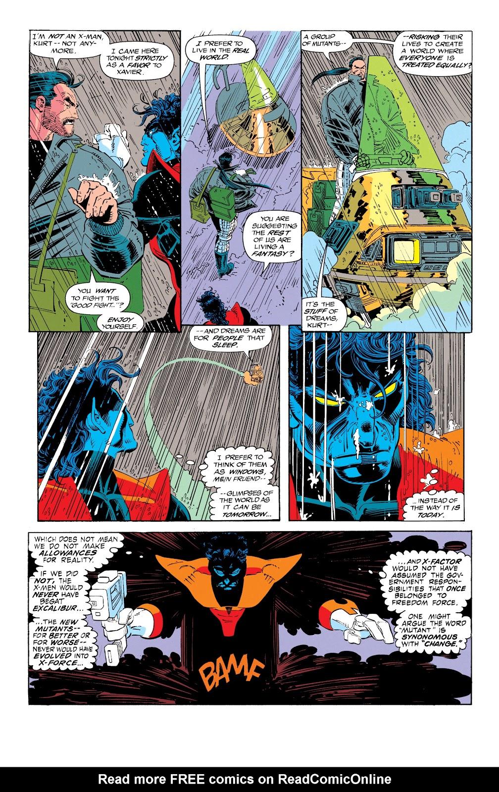 Uncanny X-Men (1963) issue 300 - Page 6