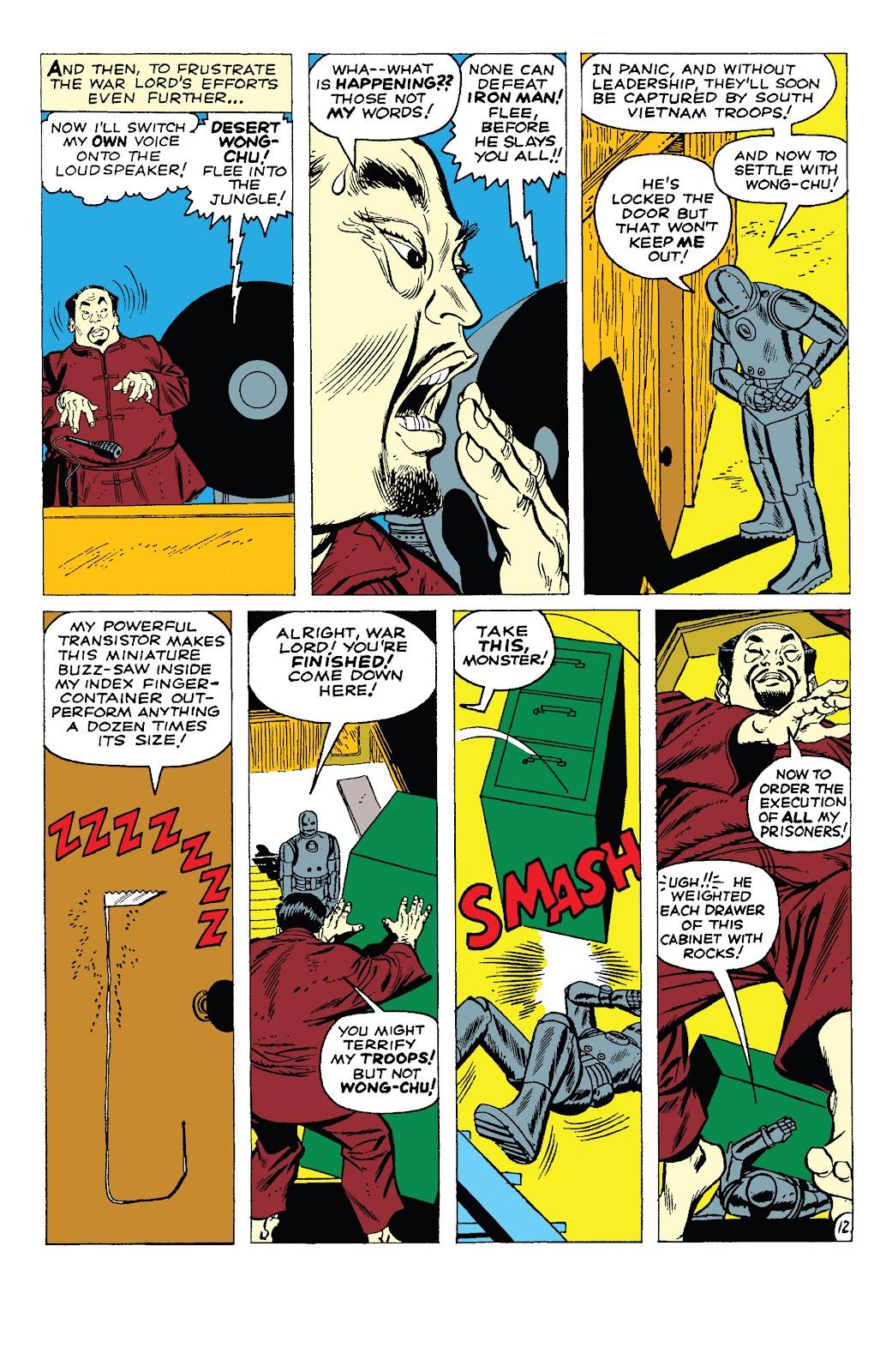 Read online Marvel Tales: Iron Man comic -  Issue # Full - 17
