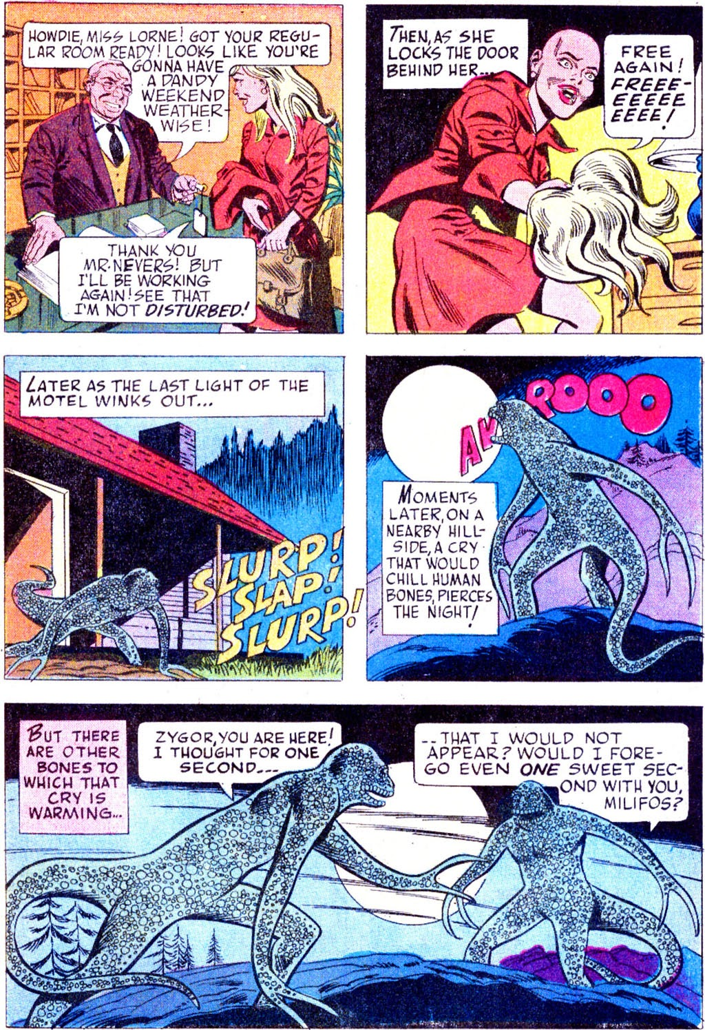 Boris Karloff Tales of Mystery issue 38 - Page 15