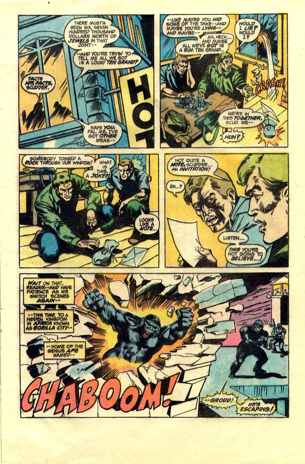 Read online Secret Society of Super-Villains comic -  Issue #1 - 4