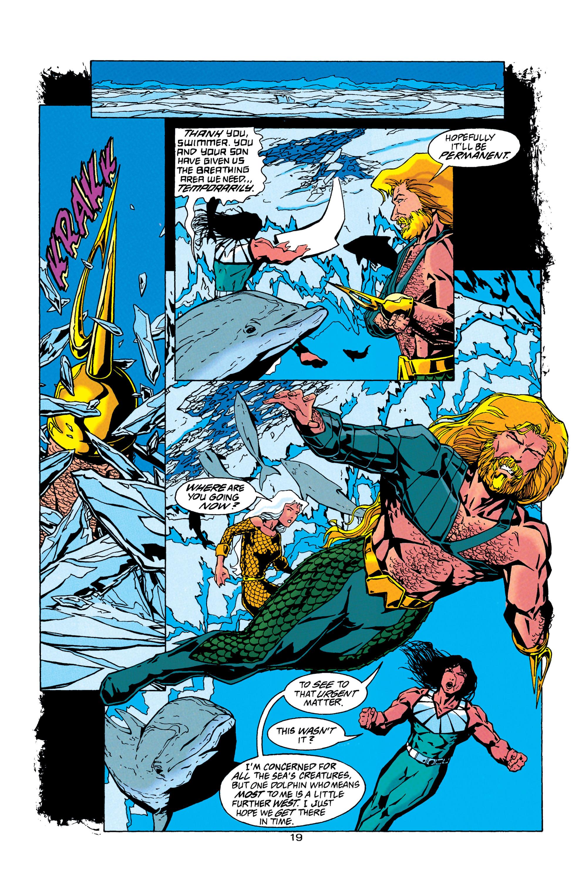 Read online Aquaman (1994) comic -  Issue #26 - 20