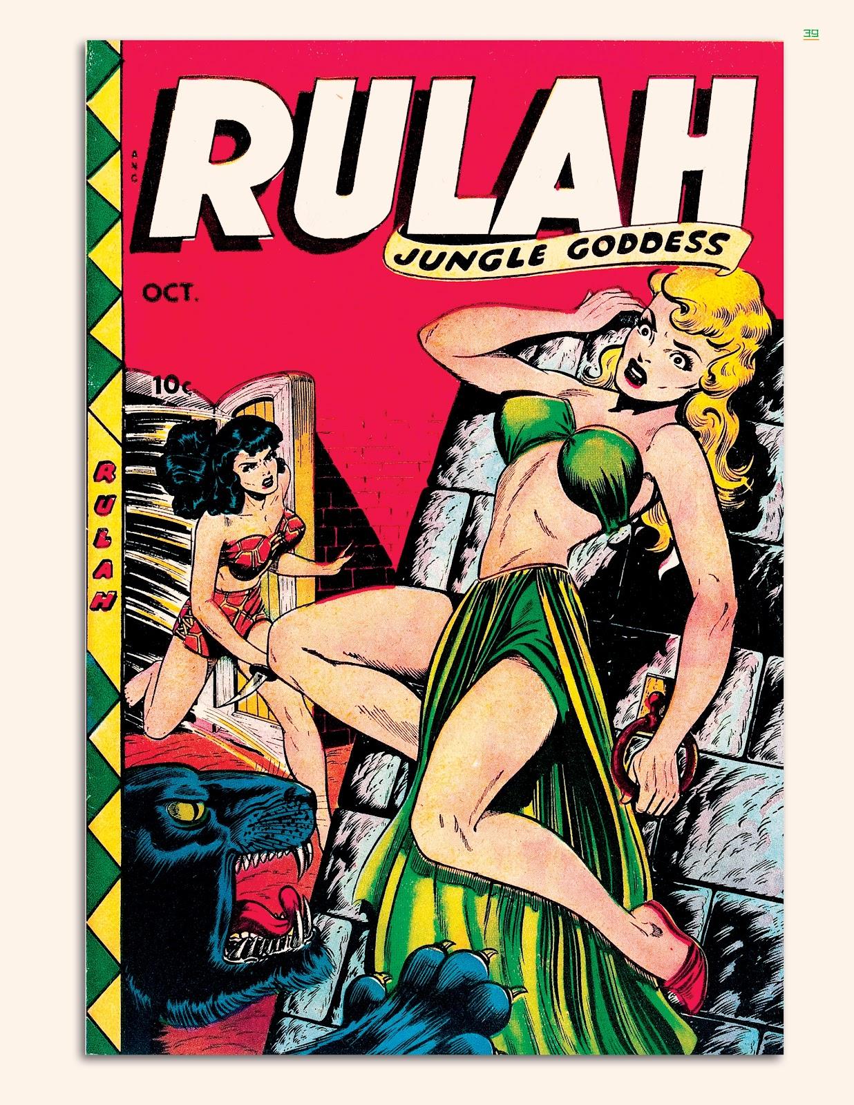 Read online Jungle Girls comic -  Issue # TPB (Part 1) - 40