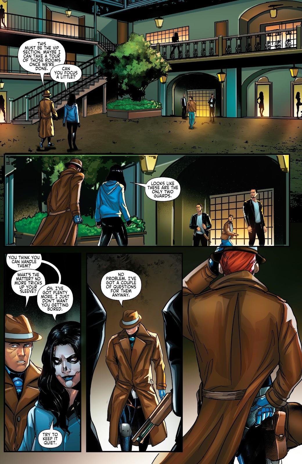 Read online Zodiac comic -  Issue #1 - 24