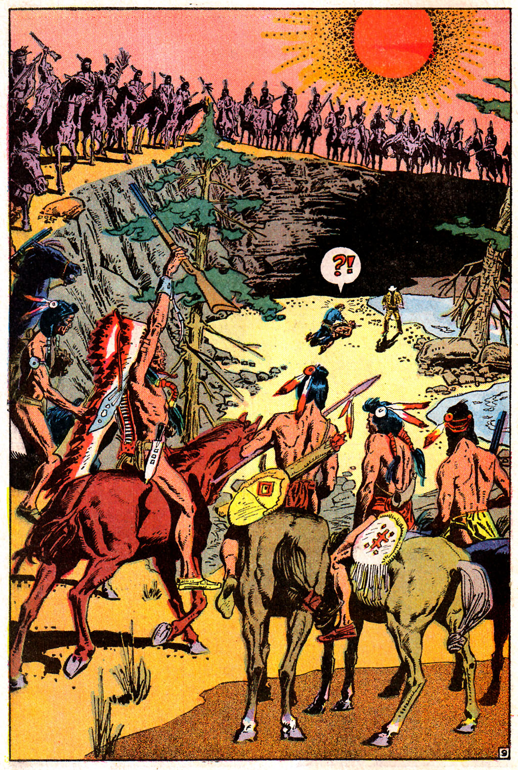 Read online All-Star Western (1970) comic -  Issue #7 - 12