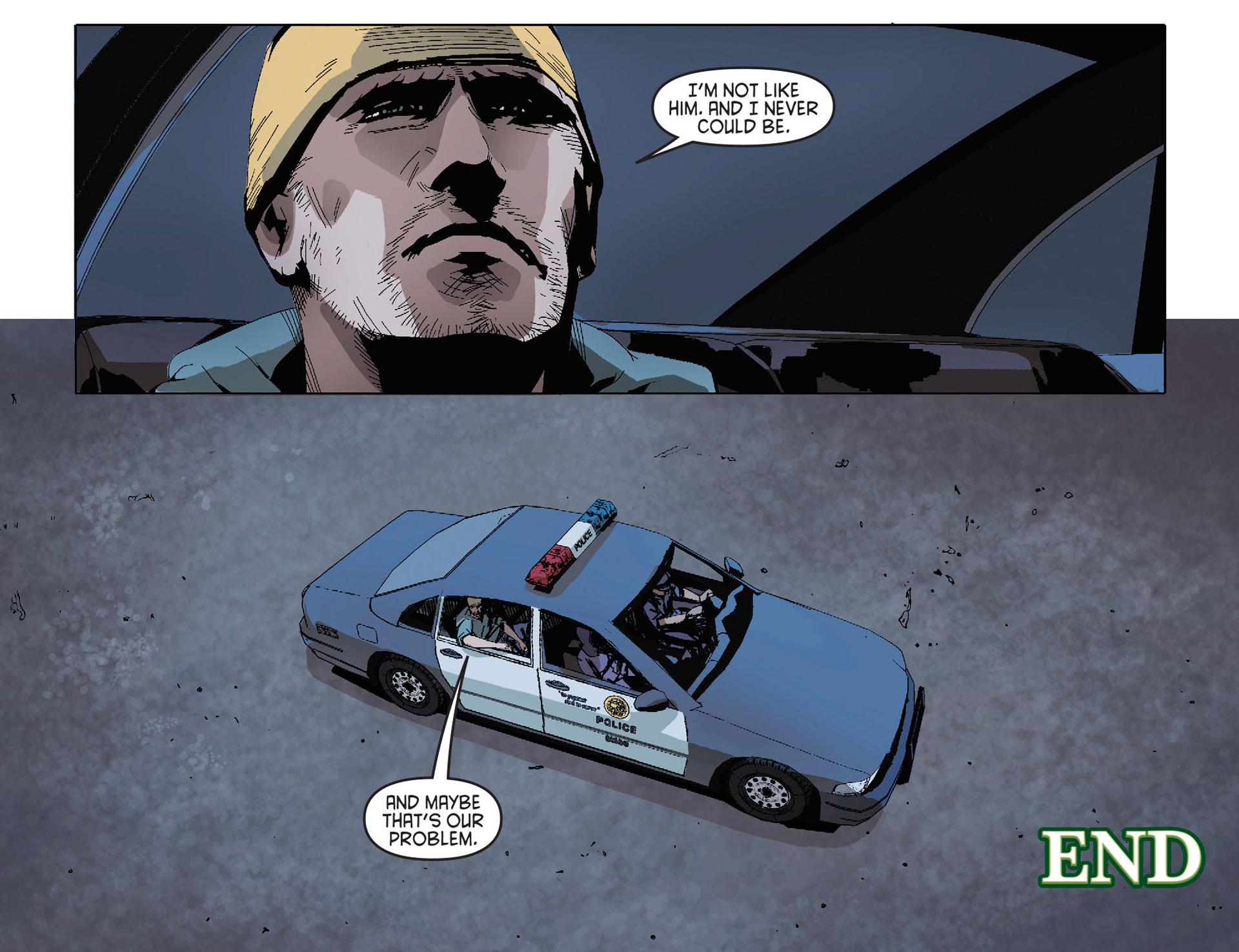 Read online Arrow [II] comic -  Issue #27 - 22