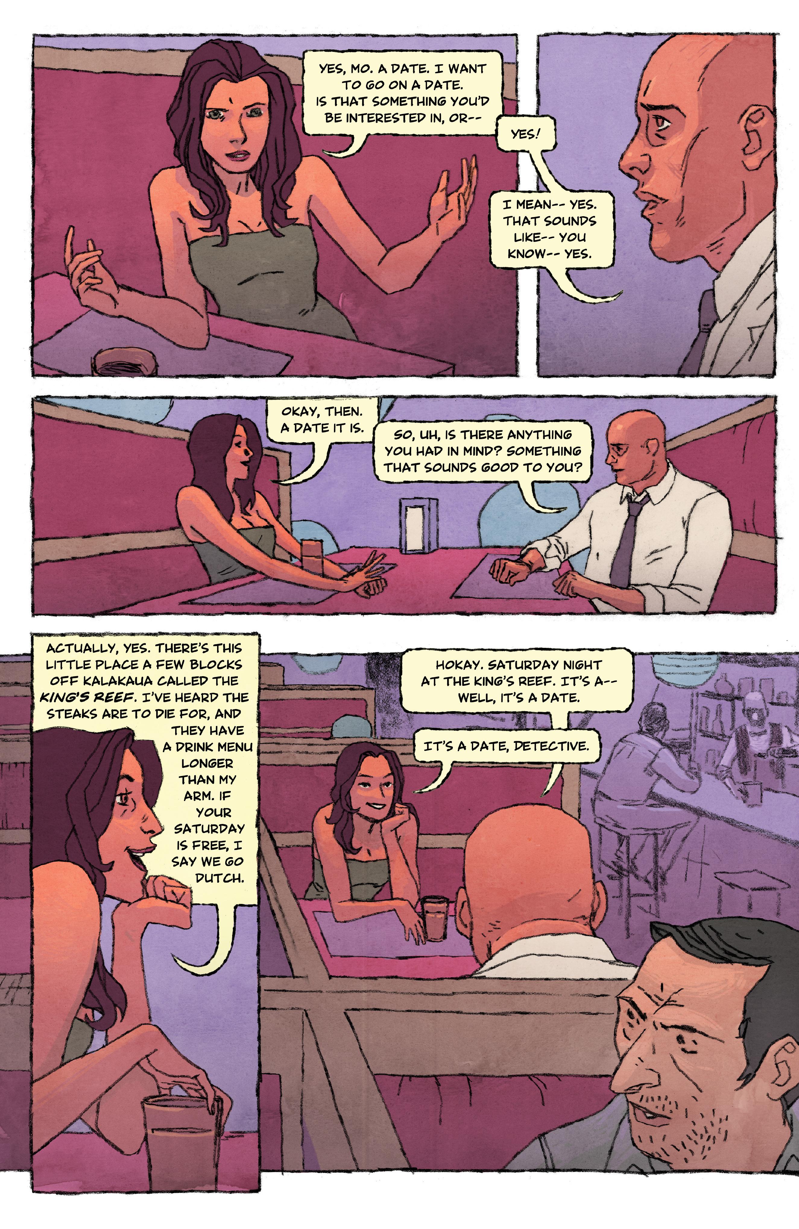 Read online Aloha, Hawaiian Dick comic -  Issue #3 - 7