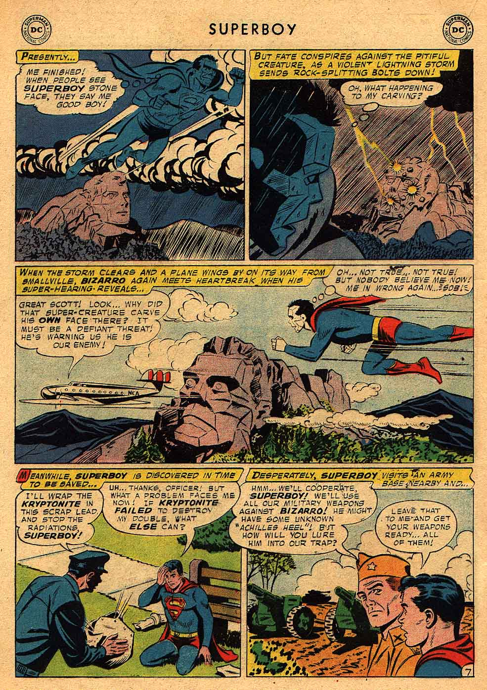 Superboy (1949) issue 68 - Page 18