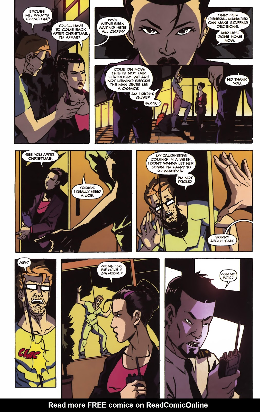 Read online Ricky Rouse Has A Gun comic -  Issue # TPB (Part 1) - 29