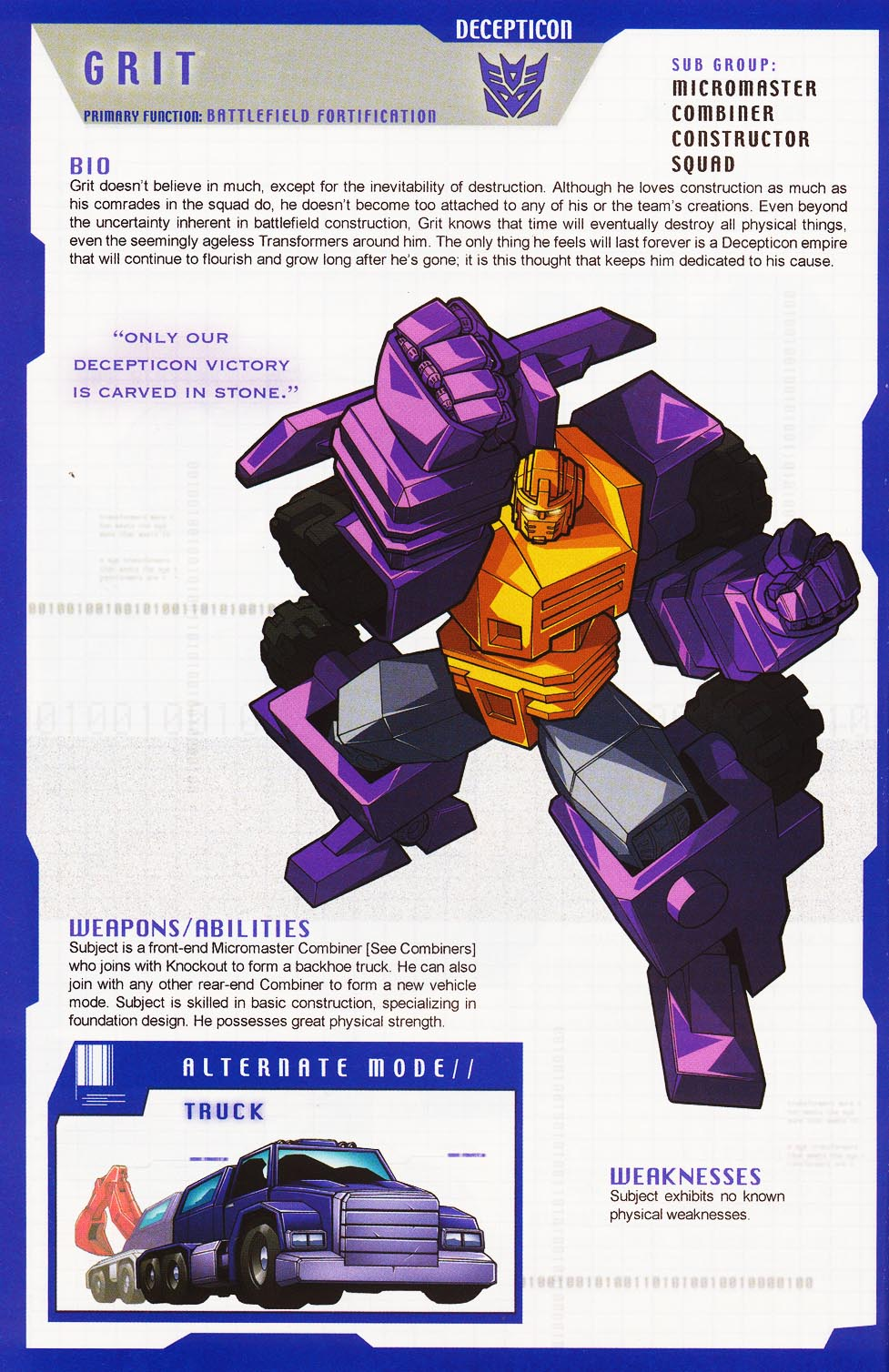 Read online Transformers: More than Meets the Eye comic -  Issue #3 - 6