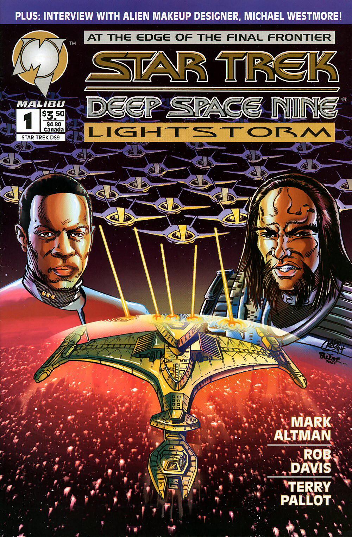 Star Trek: Deep Space Nine - Lightstorm Full Page 1