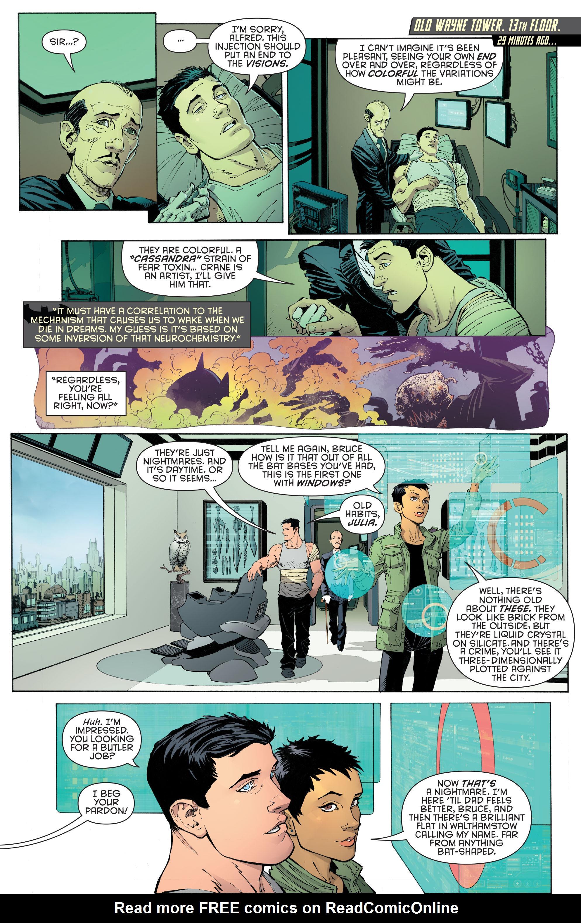 Read online Batman (2011) comic -  Issue # _TPB 7 - 12