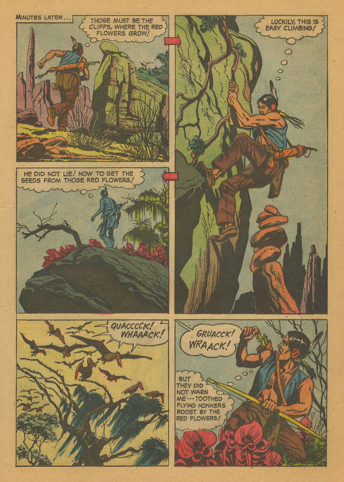 Read online Turok, Son of Stone comic -  Issue #26 - 13