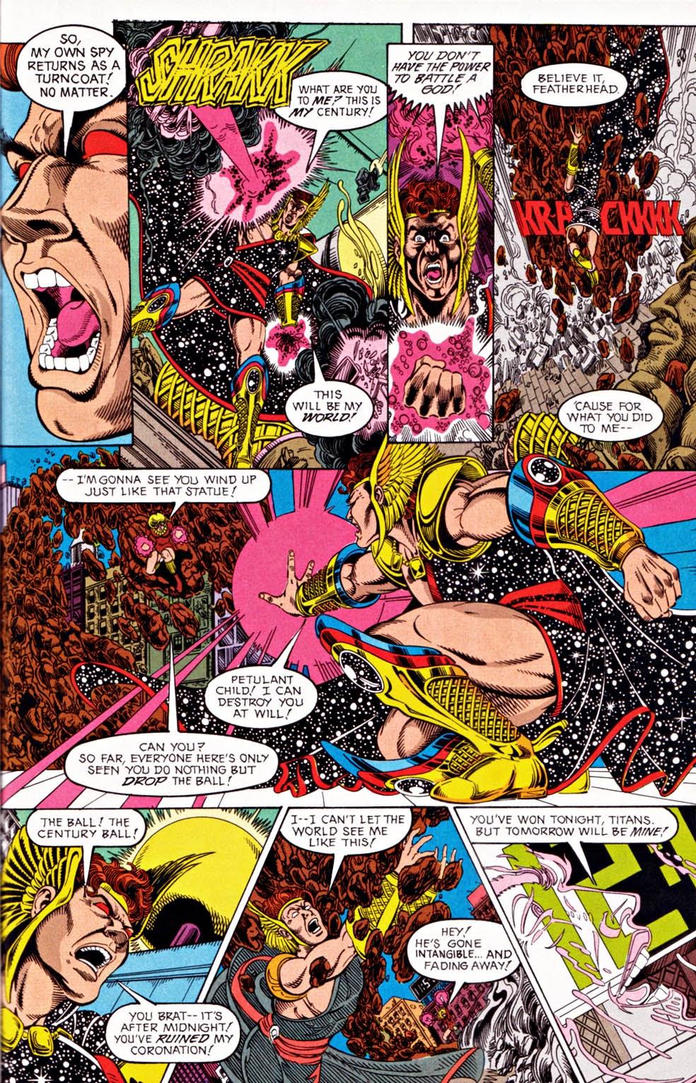 Read online Team Titans comic -  Issue #1e - 18