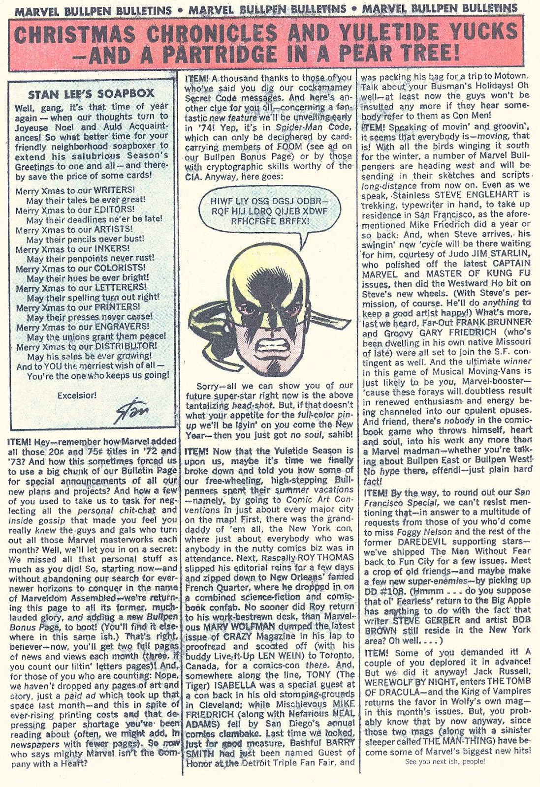 Marvel Triple Action (1972) issue 17 - Page 21
