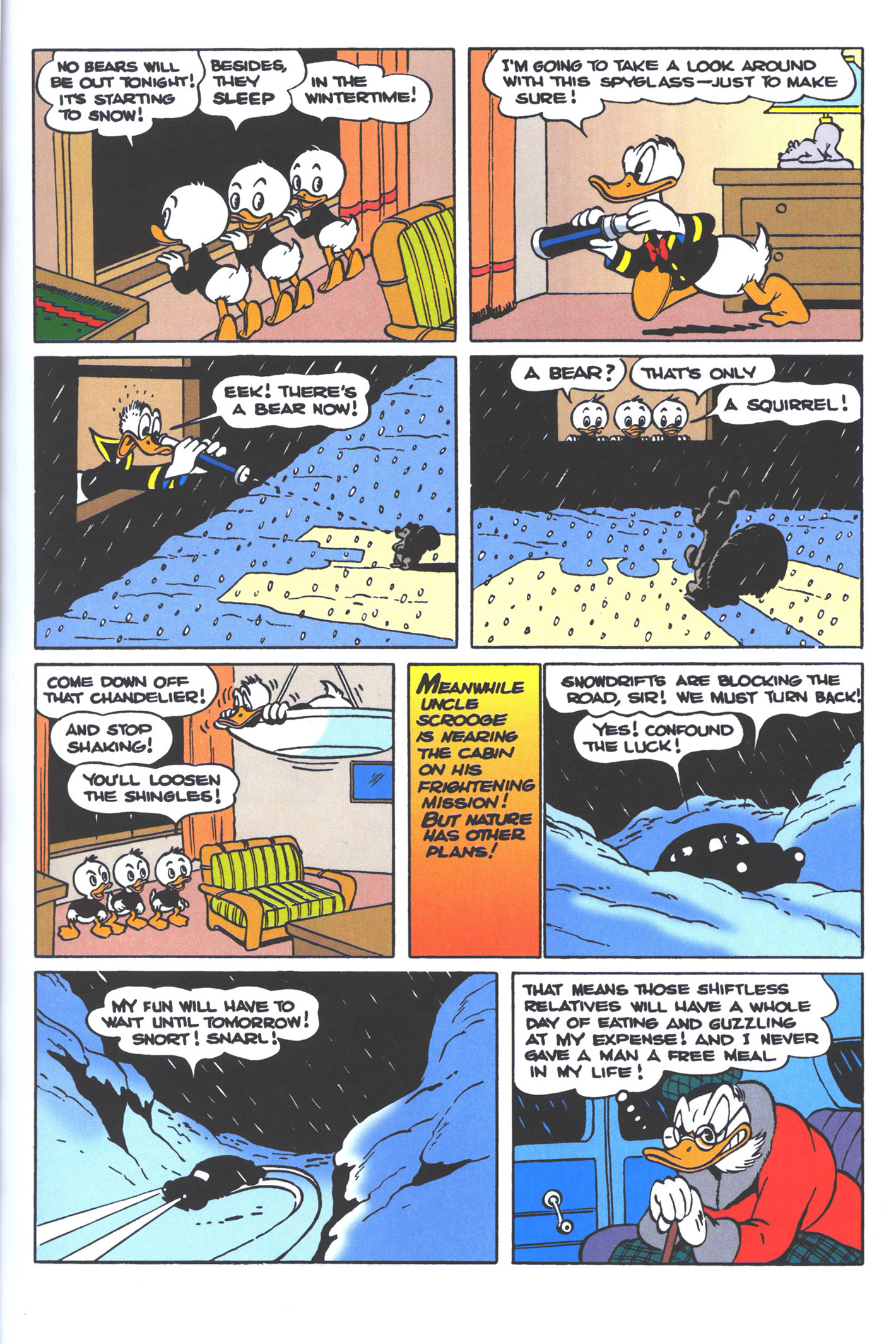 Read online Uncle Scrooge (1953) comic -  Issue #372 - 7