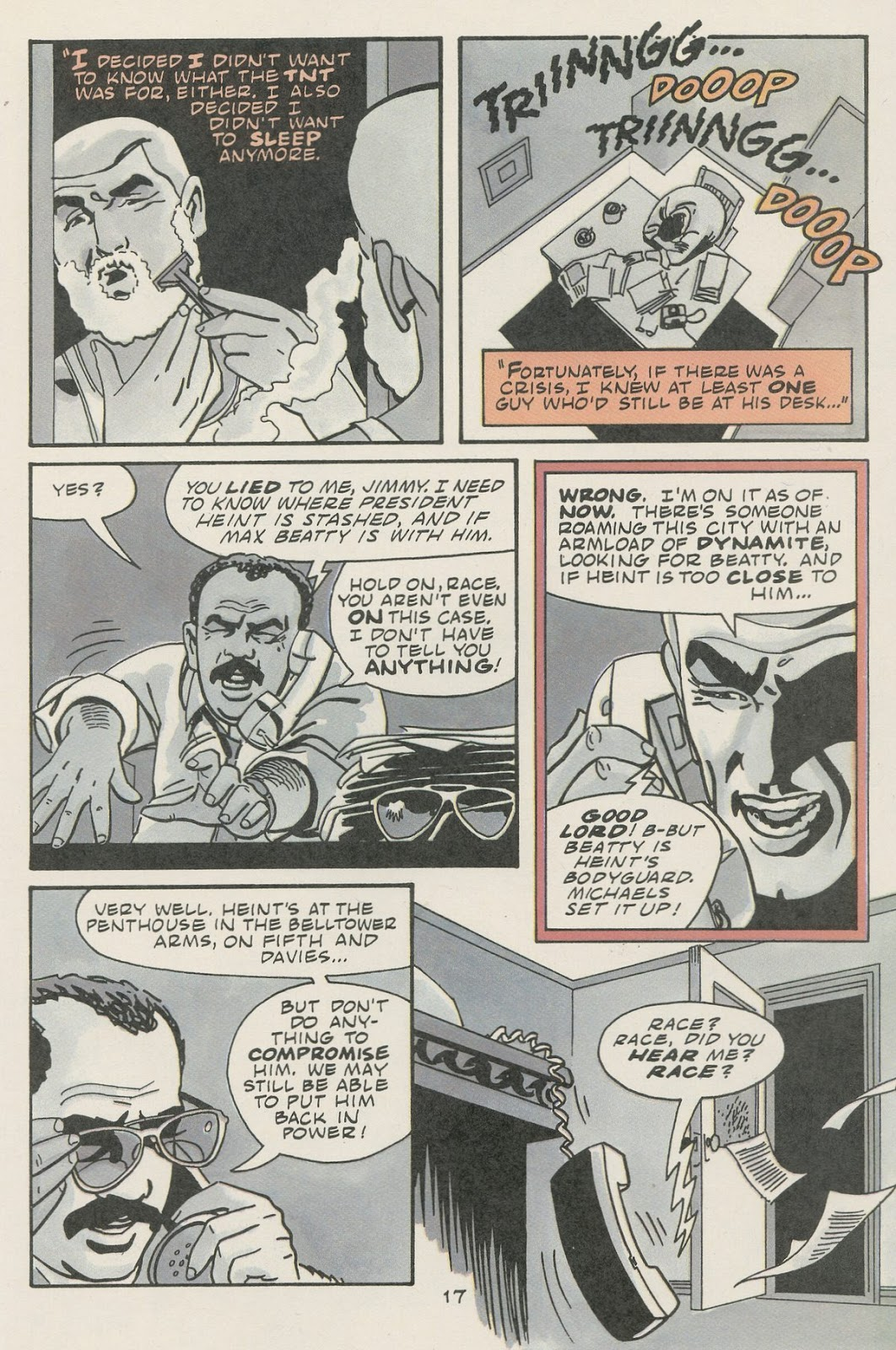 Jonny Quest (1986) issue 18 - Page 19