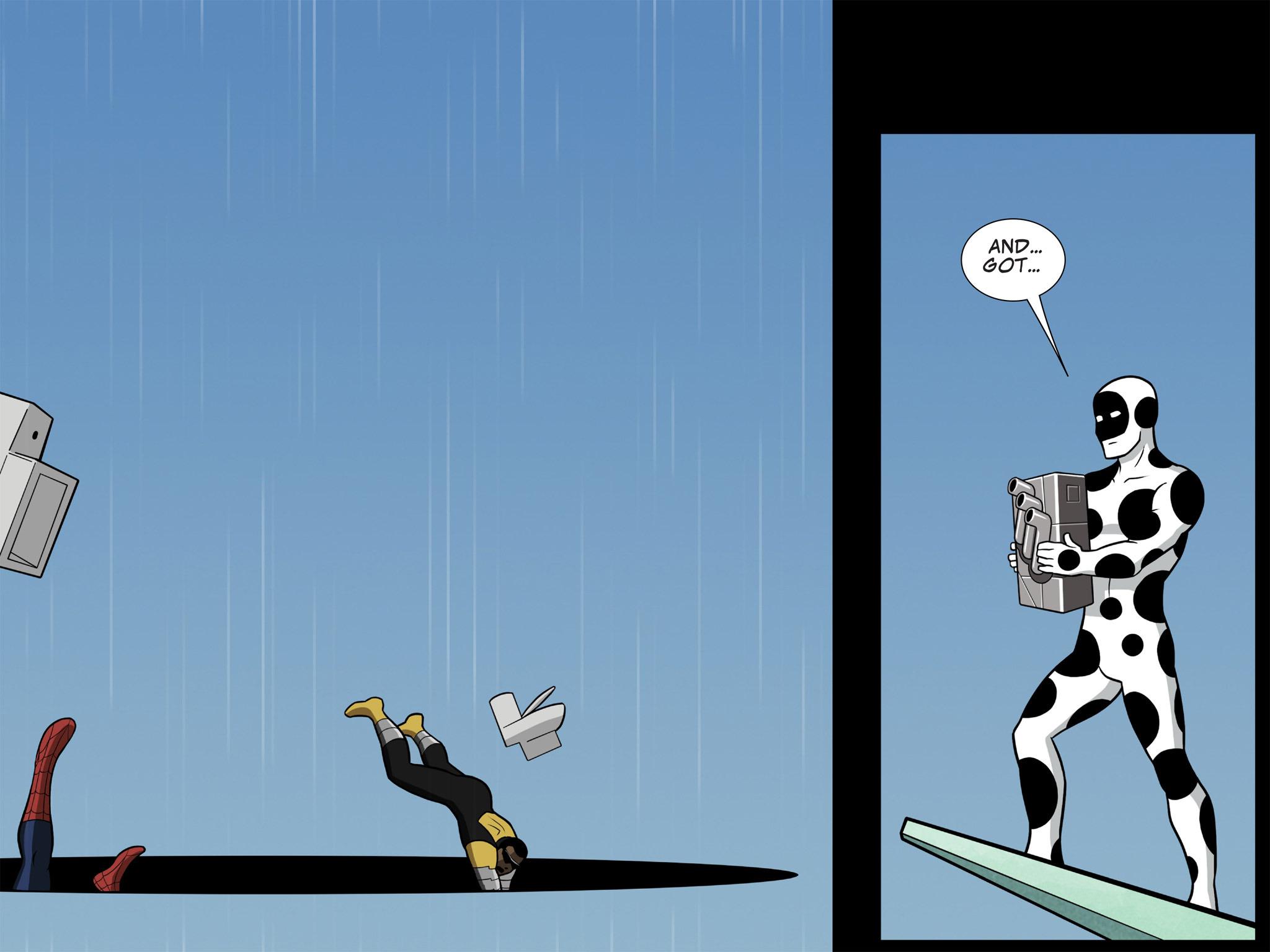 Read online Ultimate Spider-Man (Infinite Comics) (2015) comic -  Issue #7 - 35