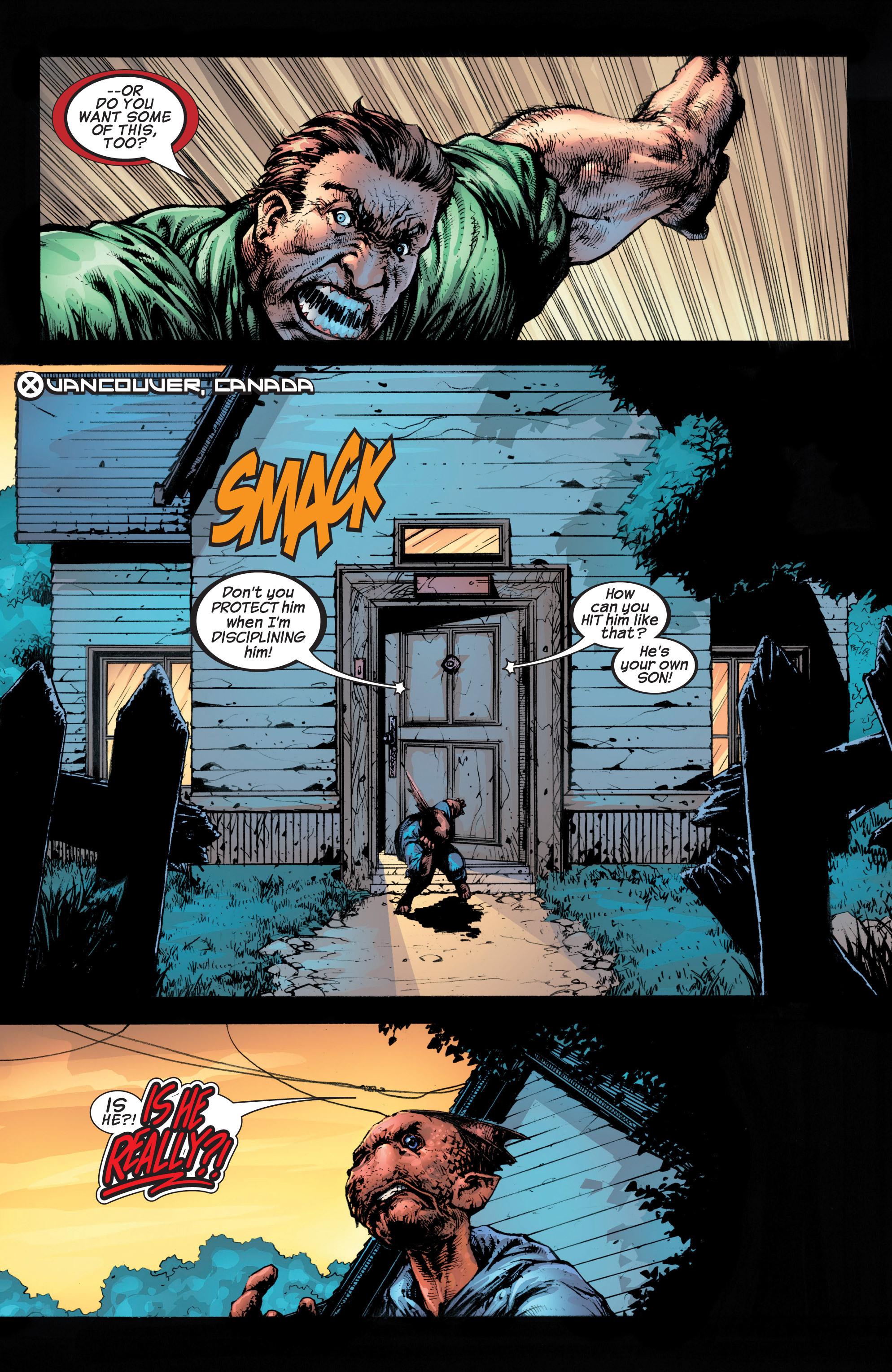 Read online Uncanny X-Men (1963) comic -  Issue #430 - 4