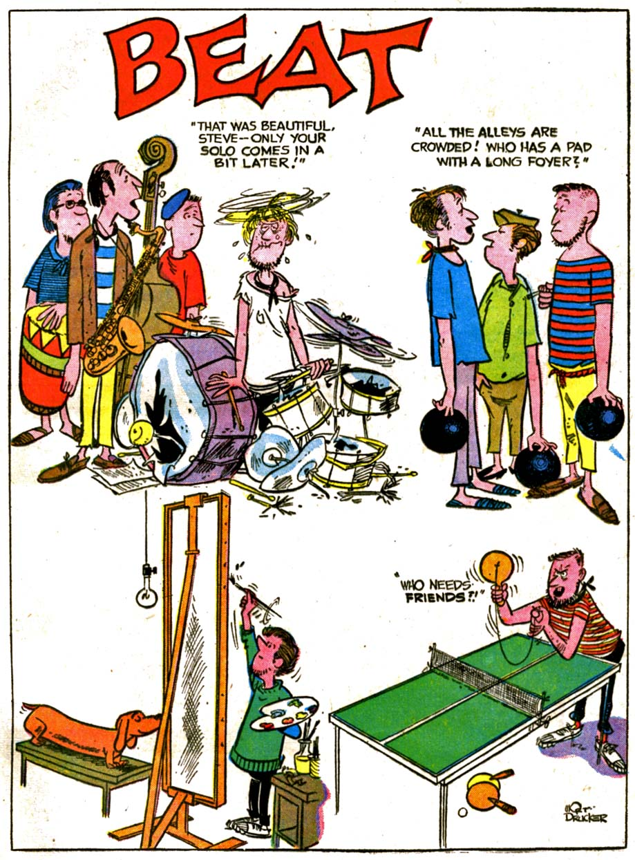 The Adventures of Bob Hope issue 72 - Page 33