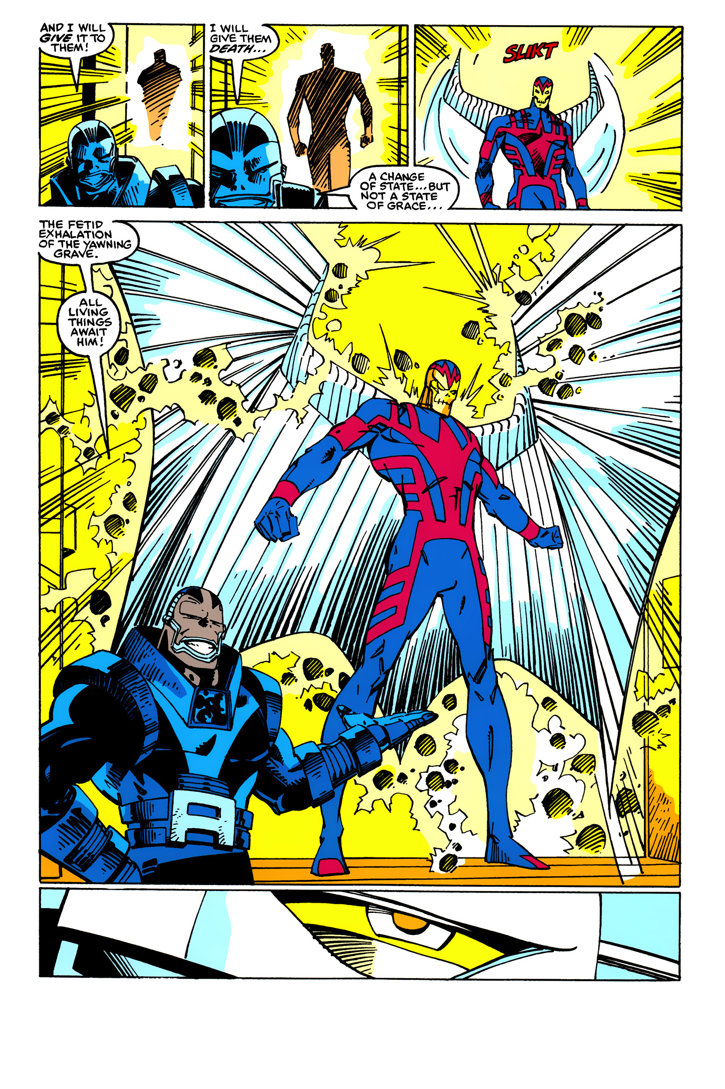 Read online X-Factor (1986) comic -  Issue #24 - 17