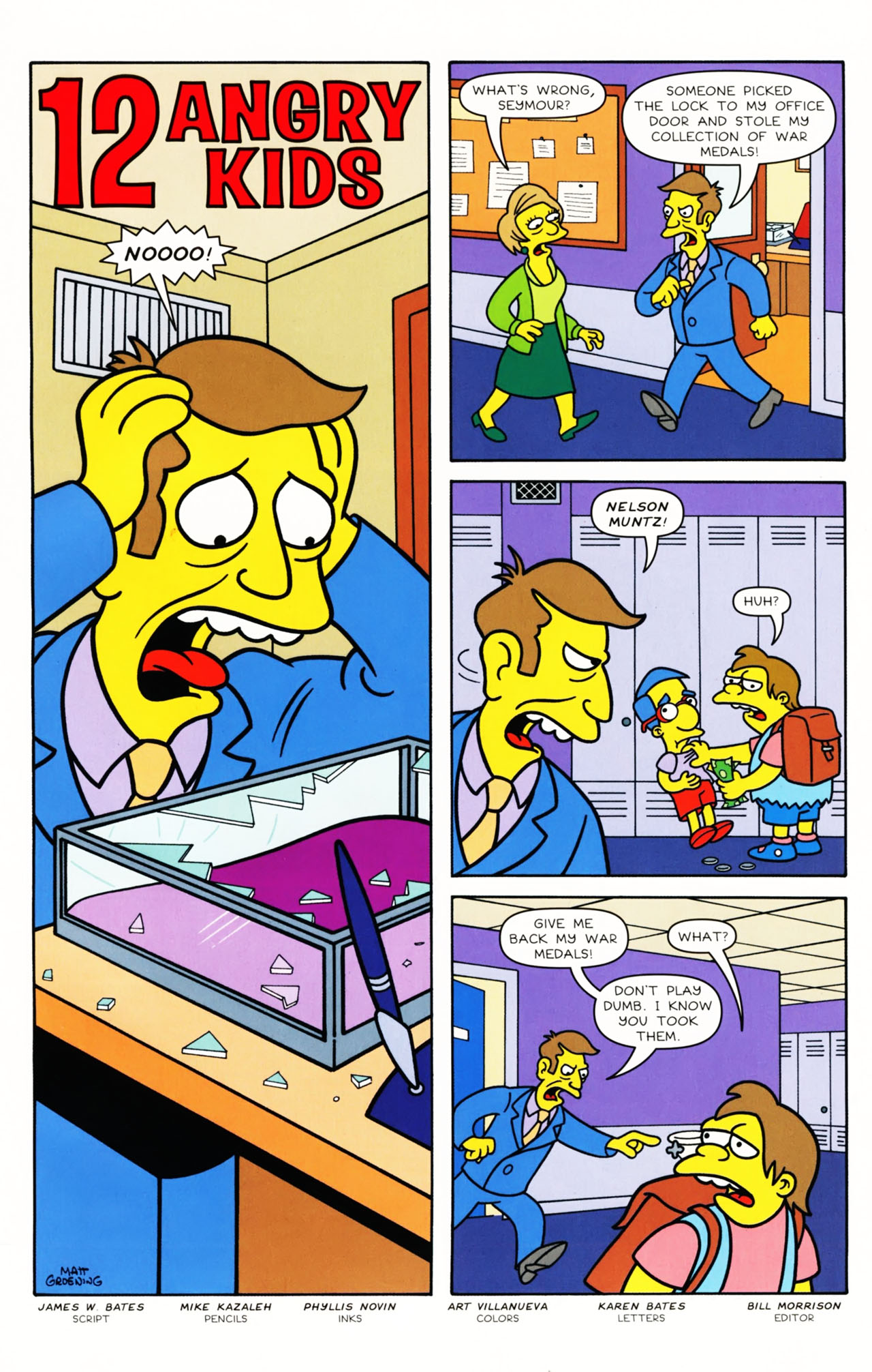 Read online Simpsons Comics Presents Bart Simpson comic -  Issue #49 - 15