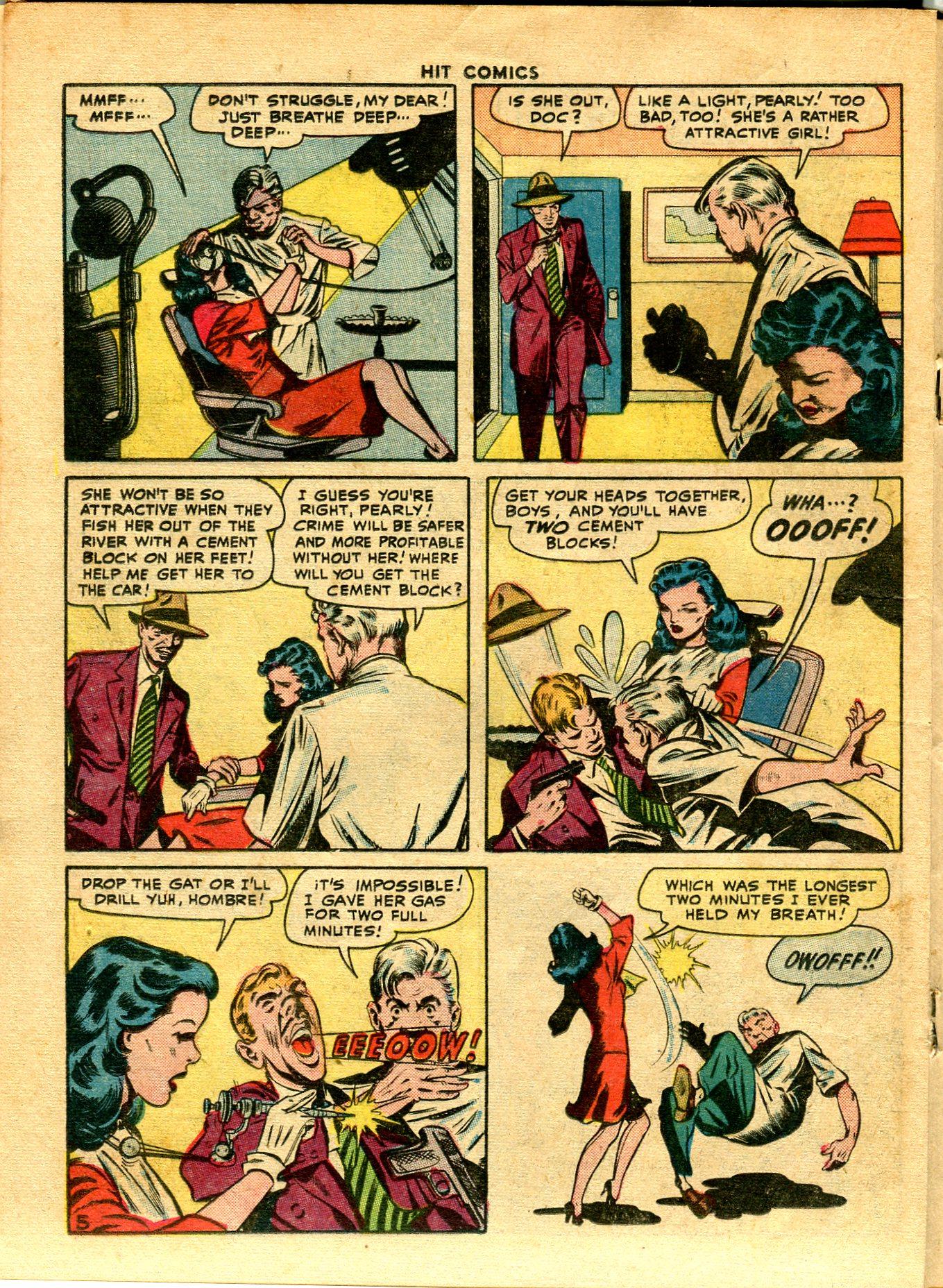 Read online Hit Comics comic -  Issue #48 - 30