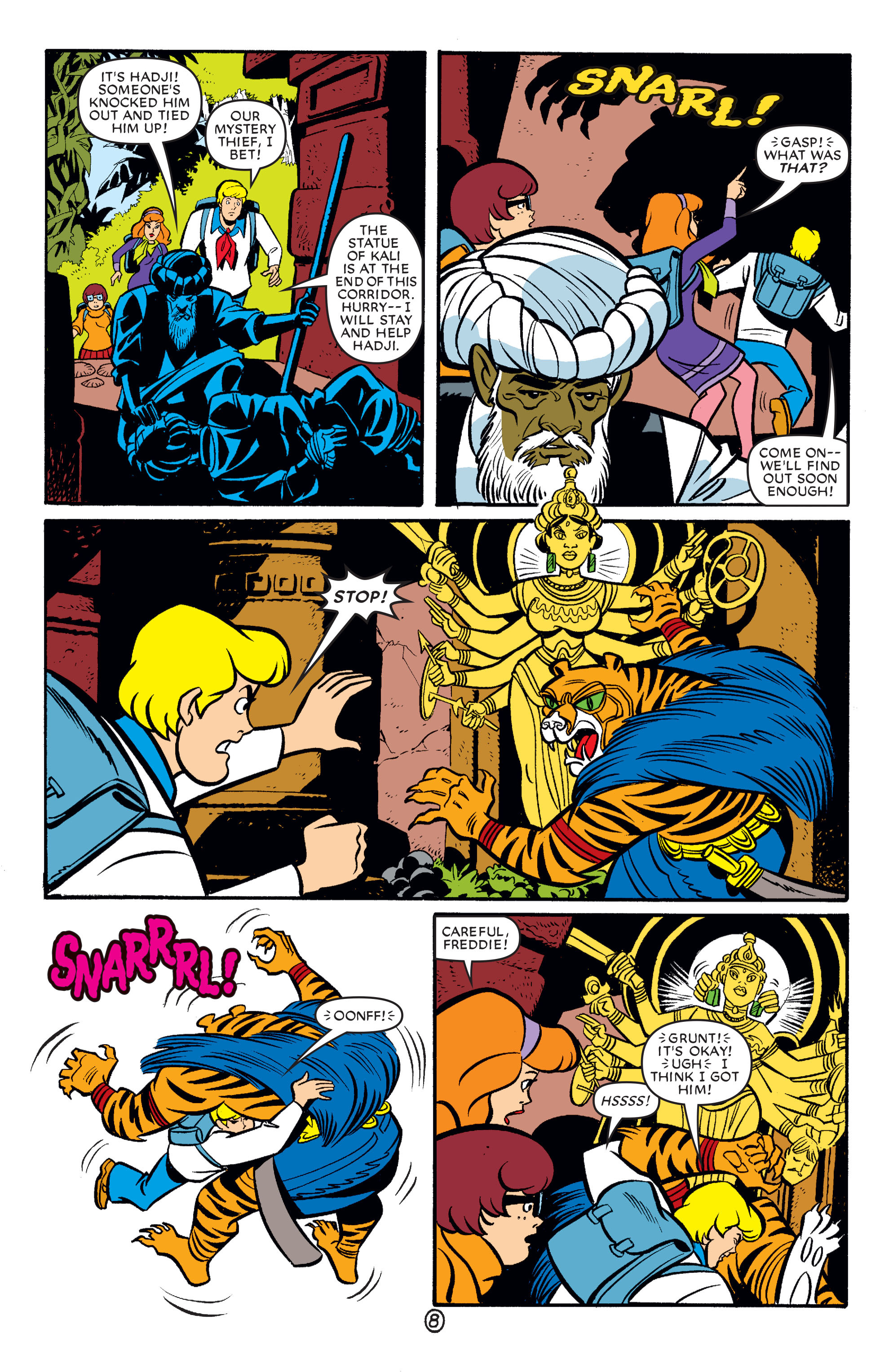 Read online Scooby-Doo (1997) comic -  Issue #63 - 19