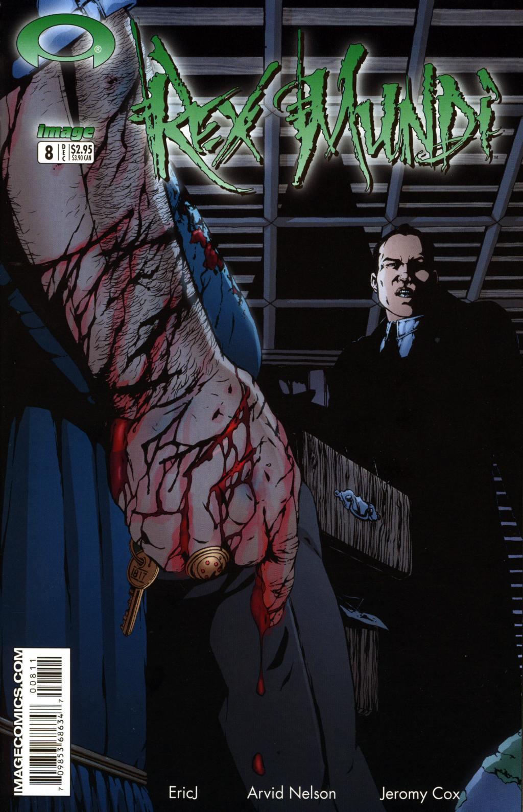Read online Rex Mundi comic -  Issue #8 - 1