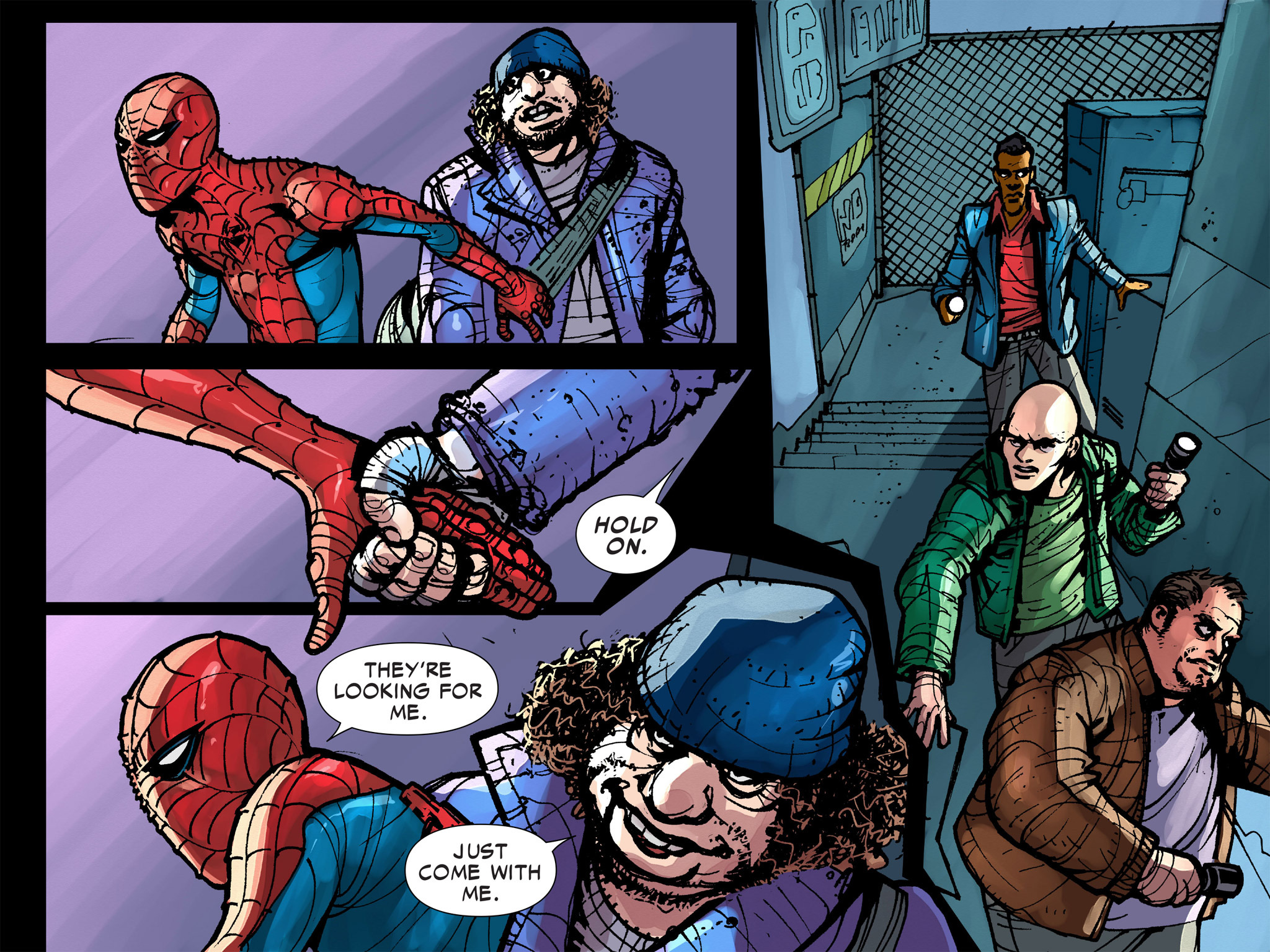 Read online Amazing Spider-Man: Who Am I? comic -  Issue # Full (Part 3) - 15