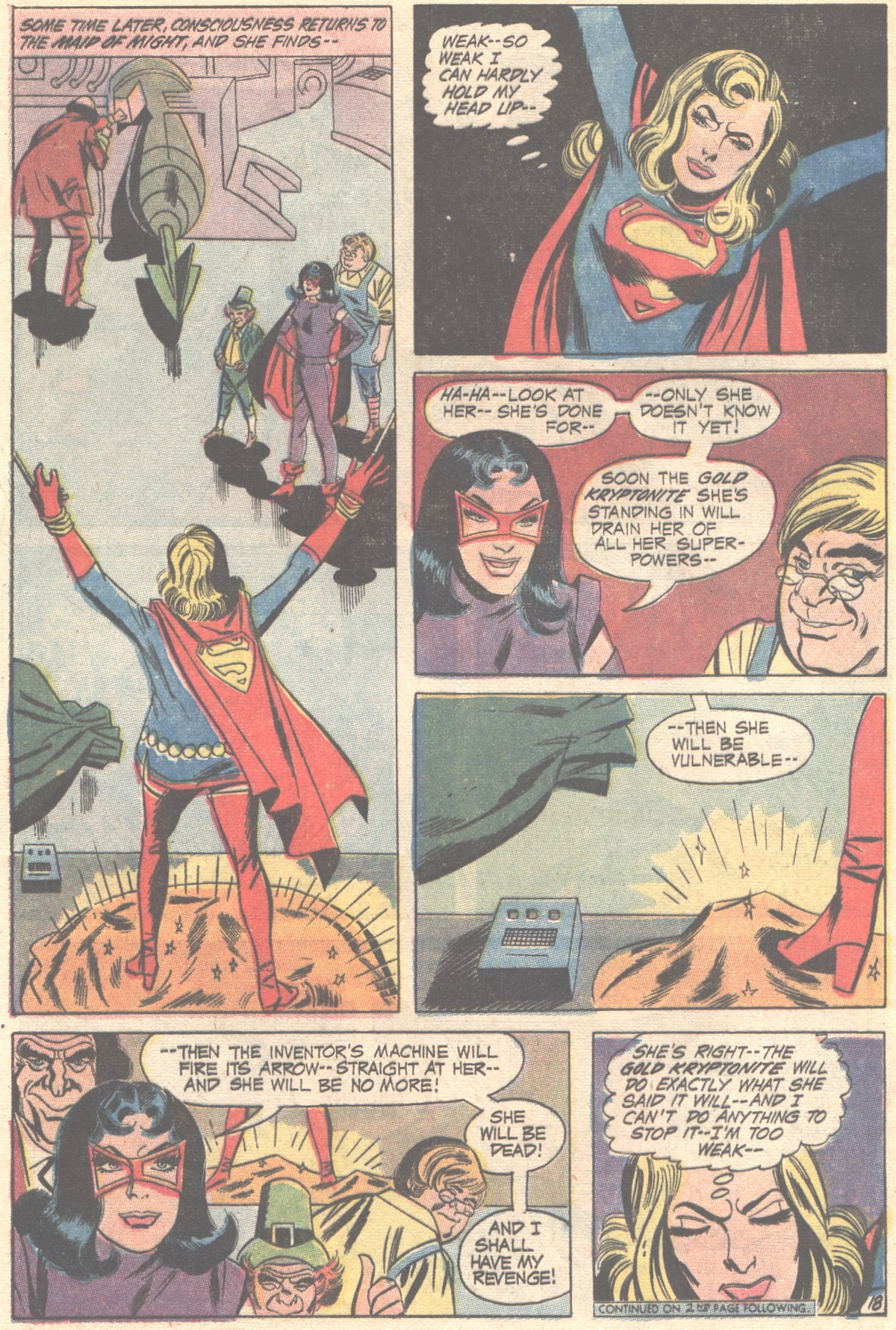 Read online Adventure Comics (1938) comic -  Issue #400 - 26