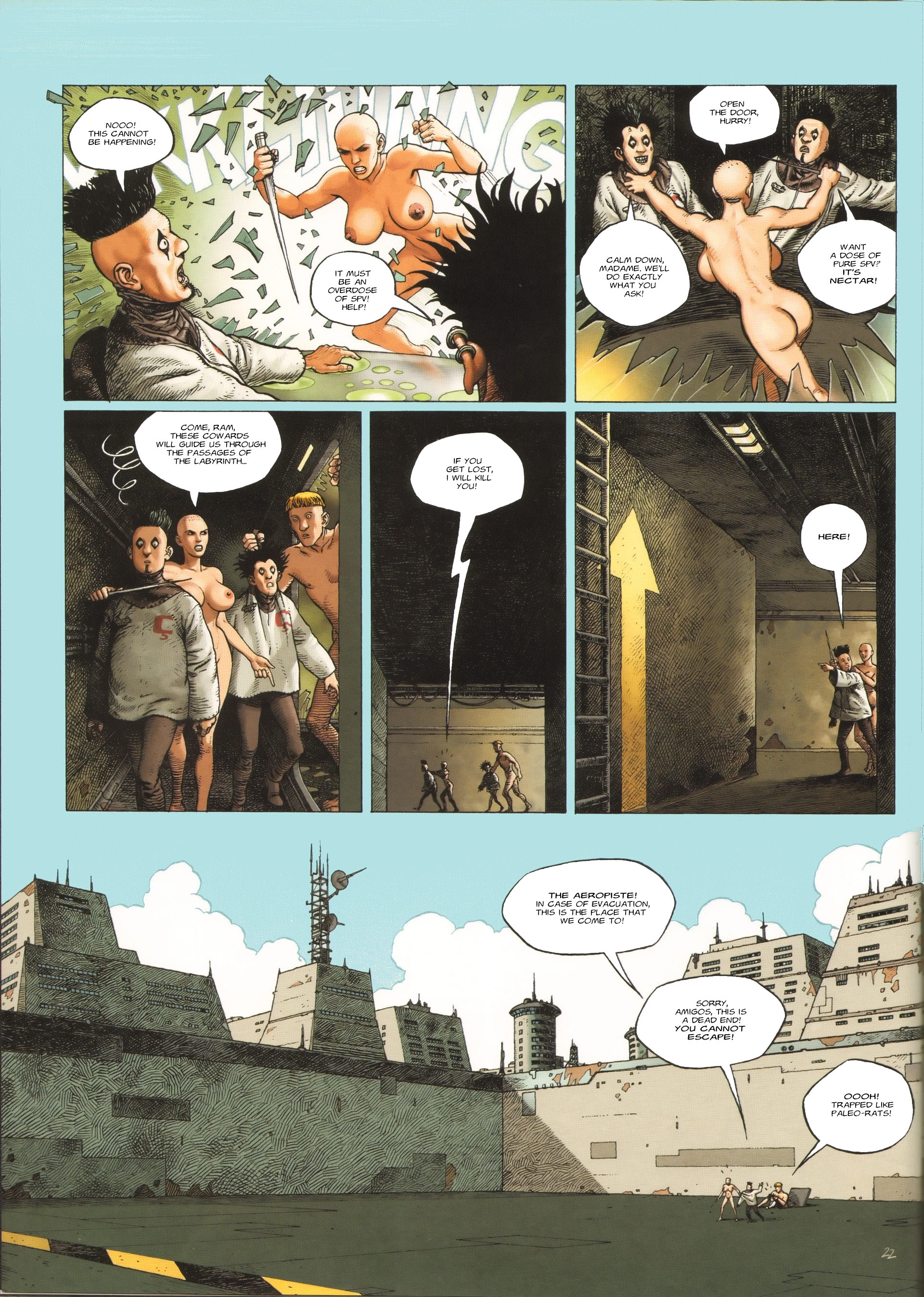 Read online Megalex (2014) comic -  Issue #3 - 25