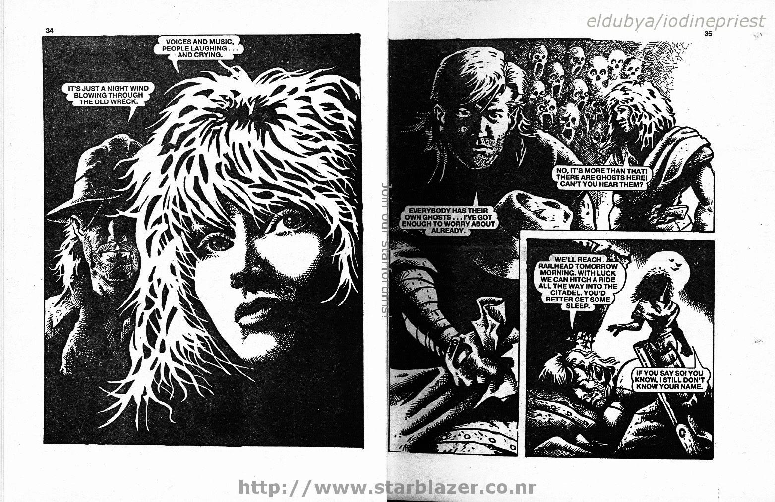 Starblazer issue 279 - Page 19