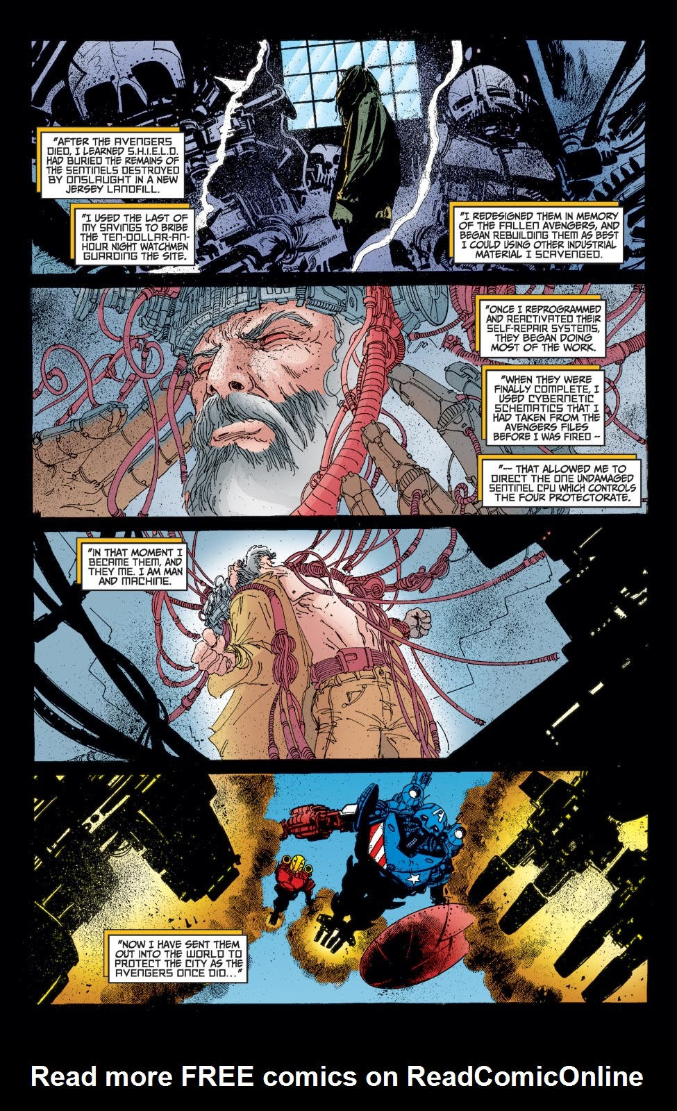 Avengers (1998) issue _Annual_1 - Page 31