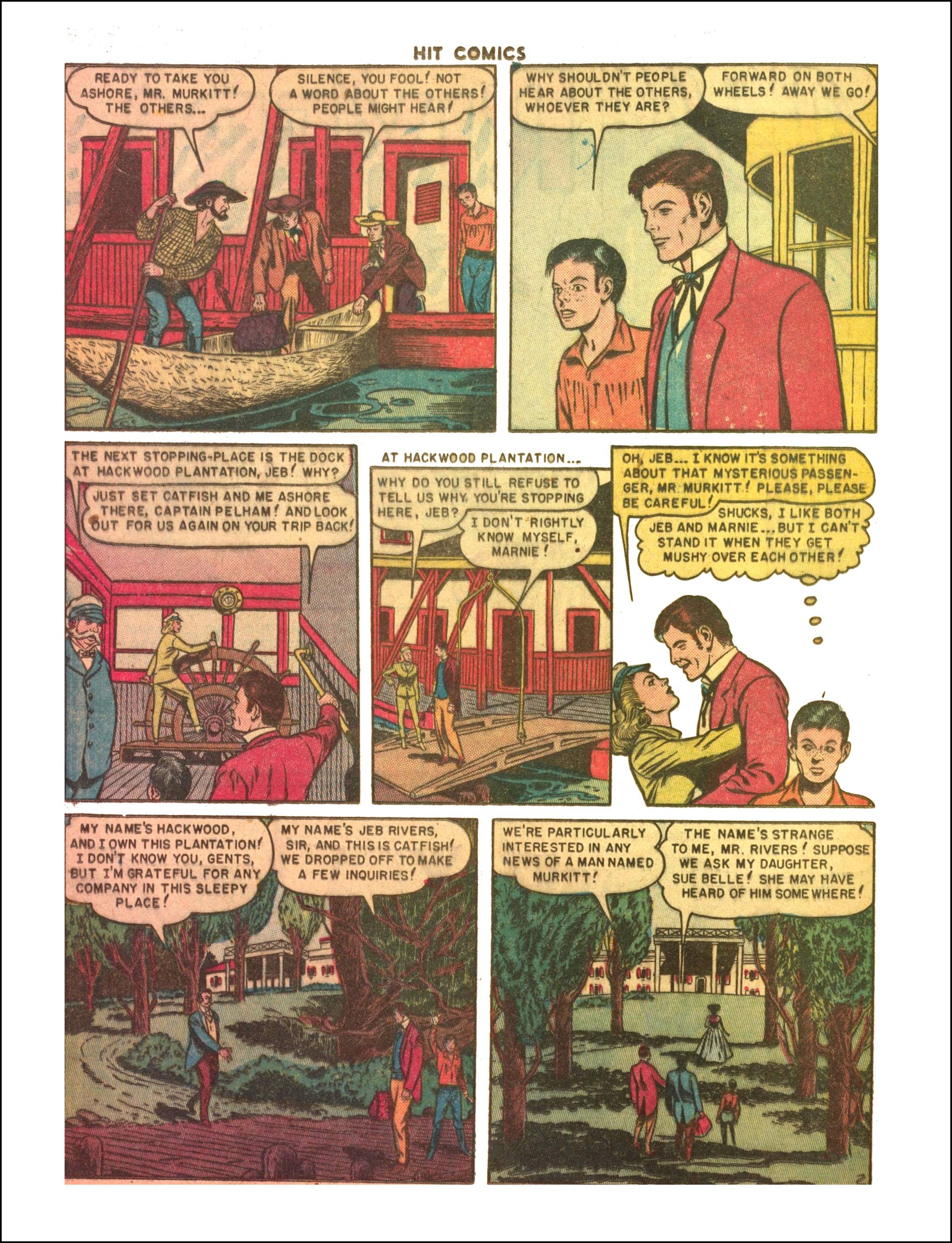Read online Hit Comics comic -  Issue #65 - 4