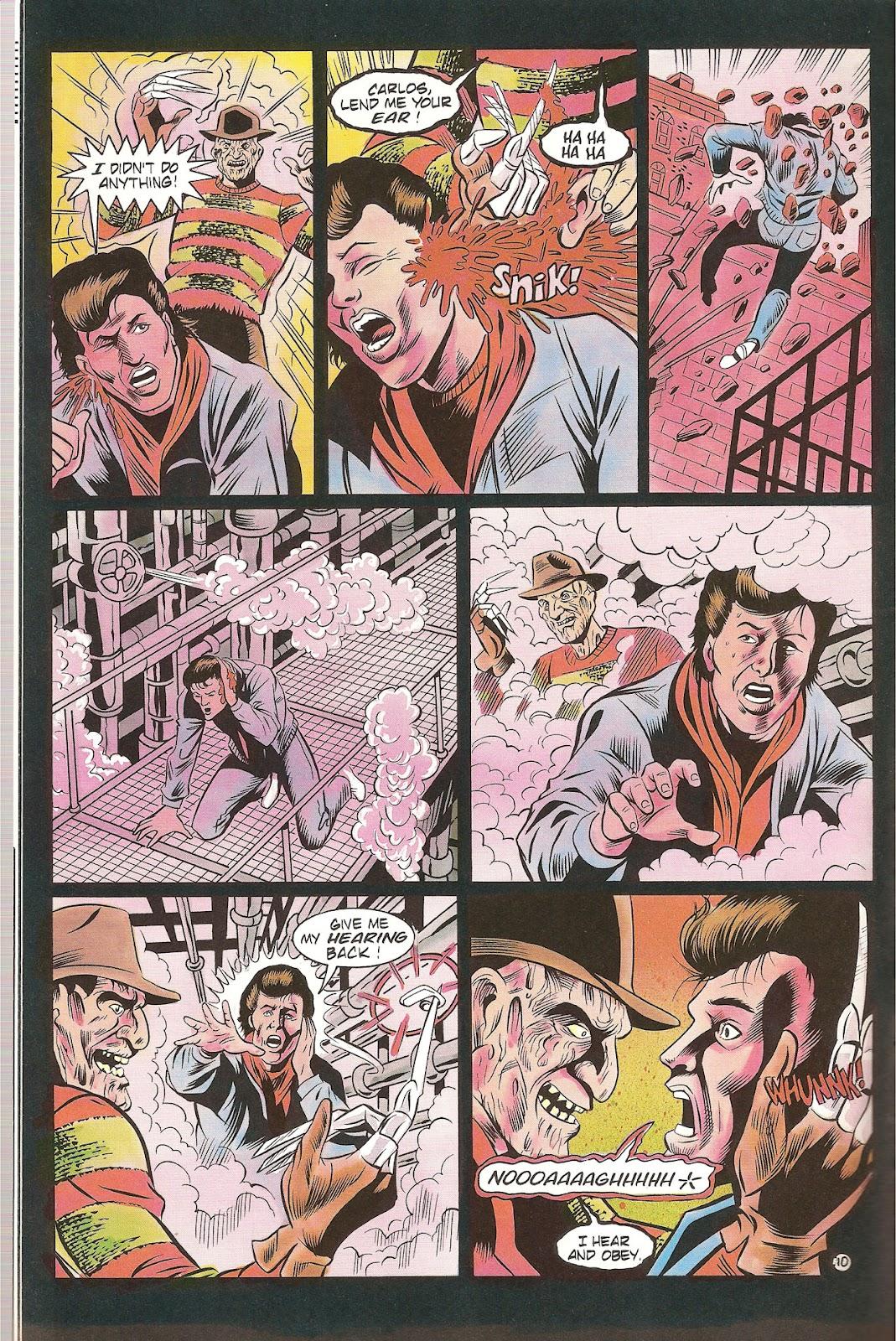 Read online Freddy's Dead: The Final Nightmare comic -  Issue #2 - 12