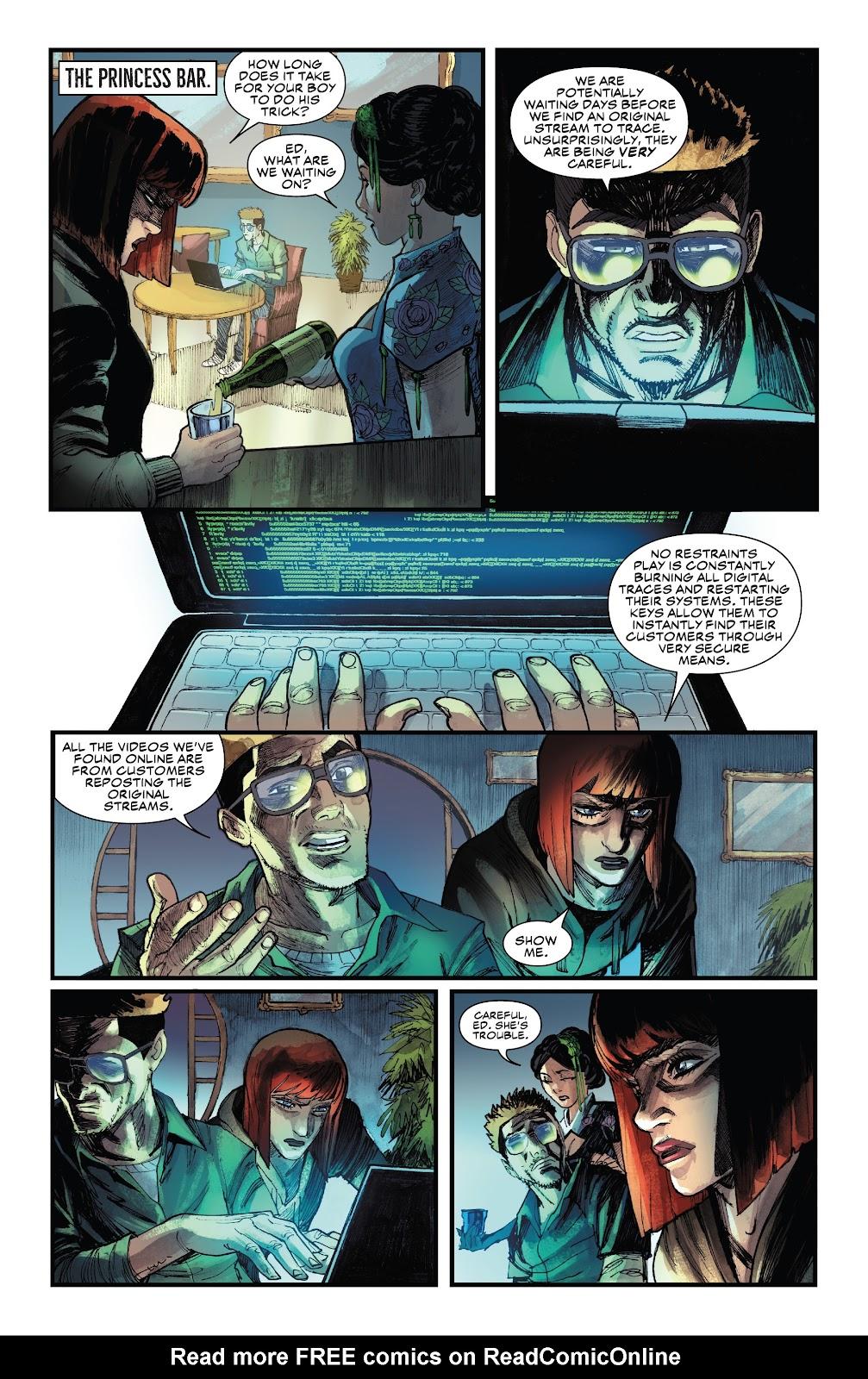 Read online Black Widow (2019) comic -  Issue #2 - 14