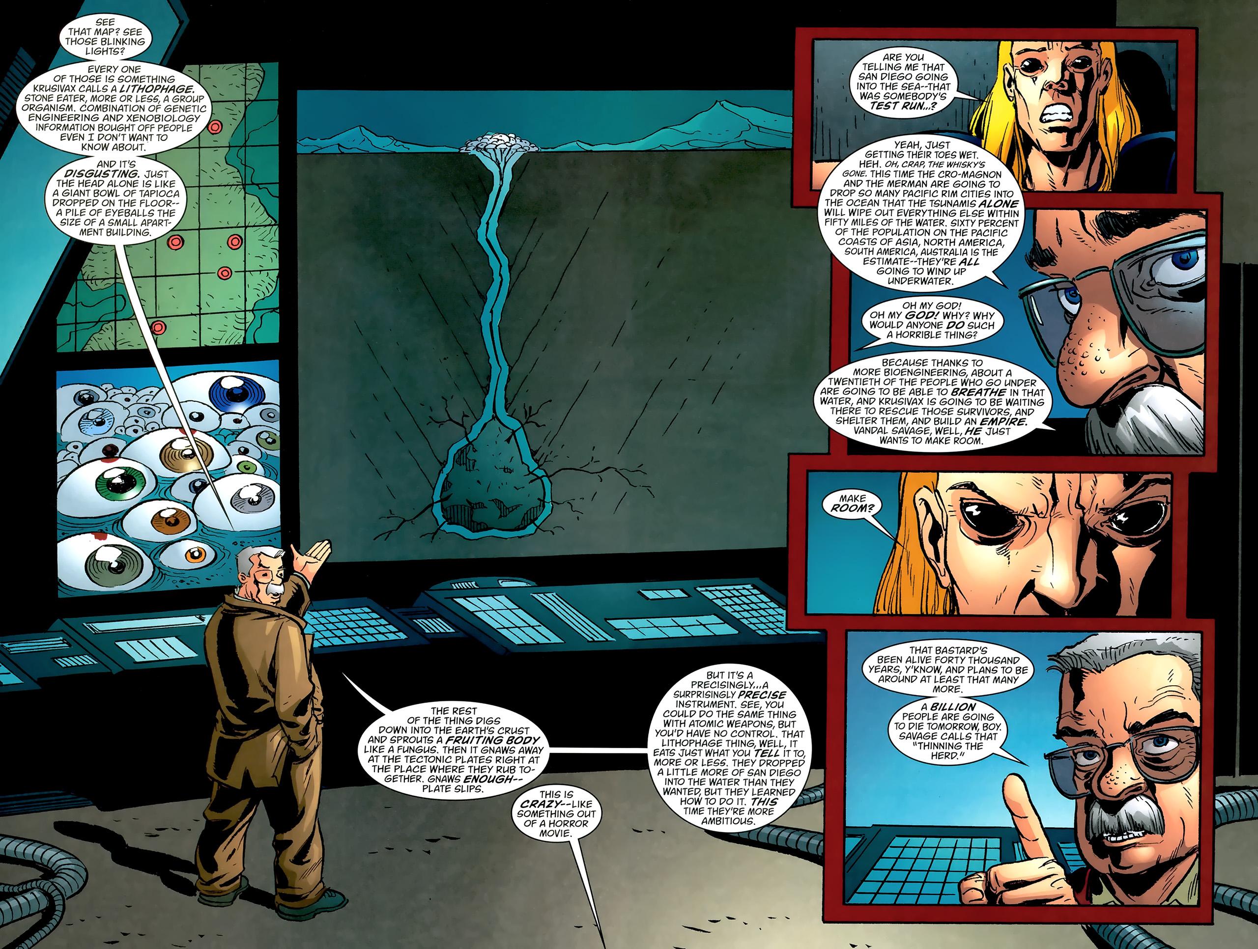 Read online Aquaman: Sword of Atlantis comic -  Issue #55 - 9