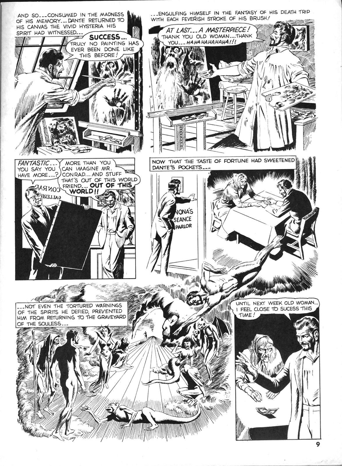 Creepy (1964) Issue #25 #25 - English 9